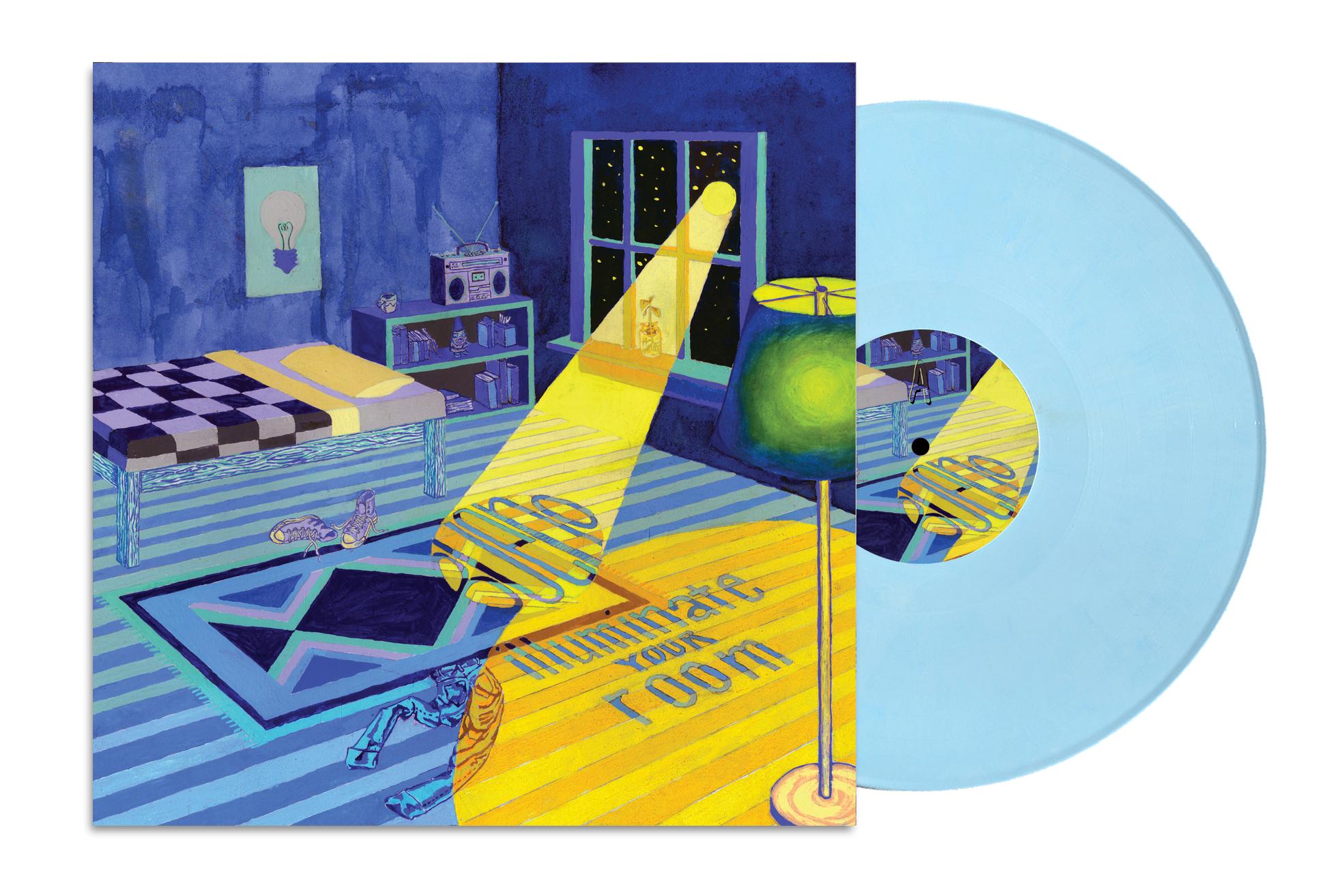 Babyface Blue Vinyl