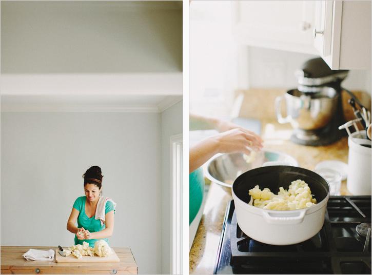 Cauliflower & Brown Rice Gratin . Sprouted Kitchen