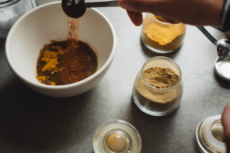 curry cauliflower - sprouted kitchen