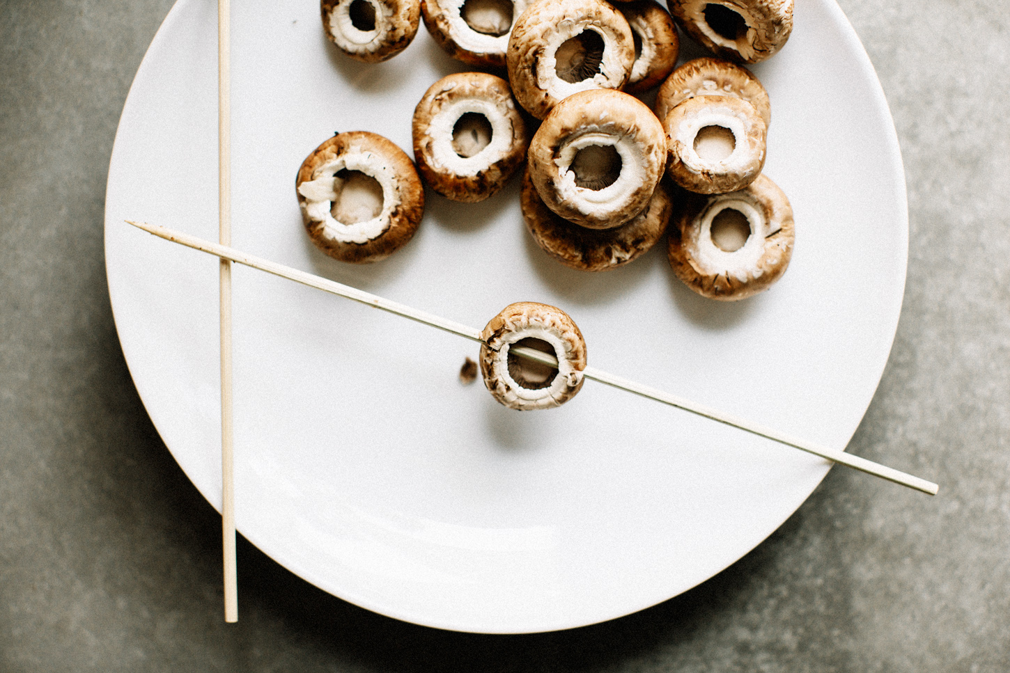 Mushrooms for Grilling