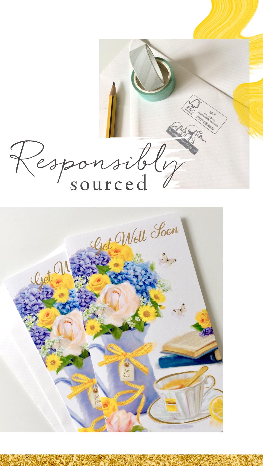 Greeting card design by Martha Bowyer