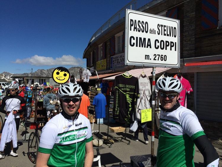 Team Radmarathon beim Drei-Länder-Giro