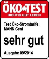 ÖKO-TEST_sehr gut_MANN Strom 2014
