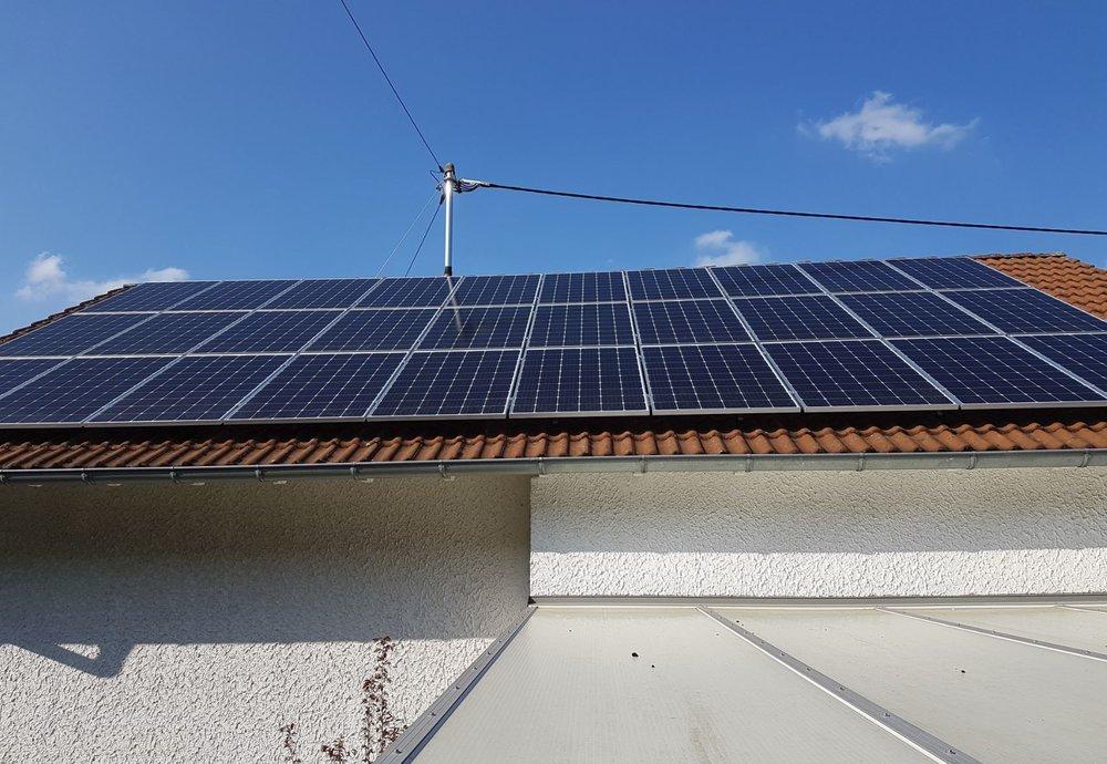MANN Strom PV-Anlage Hachenburg