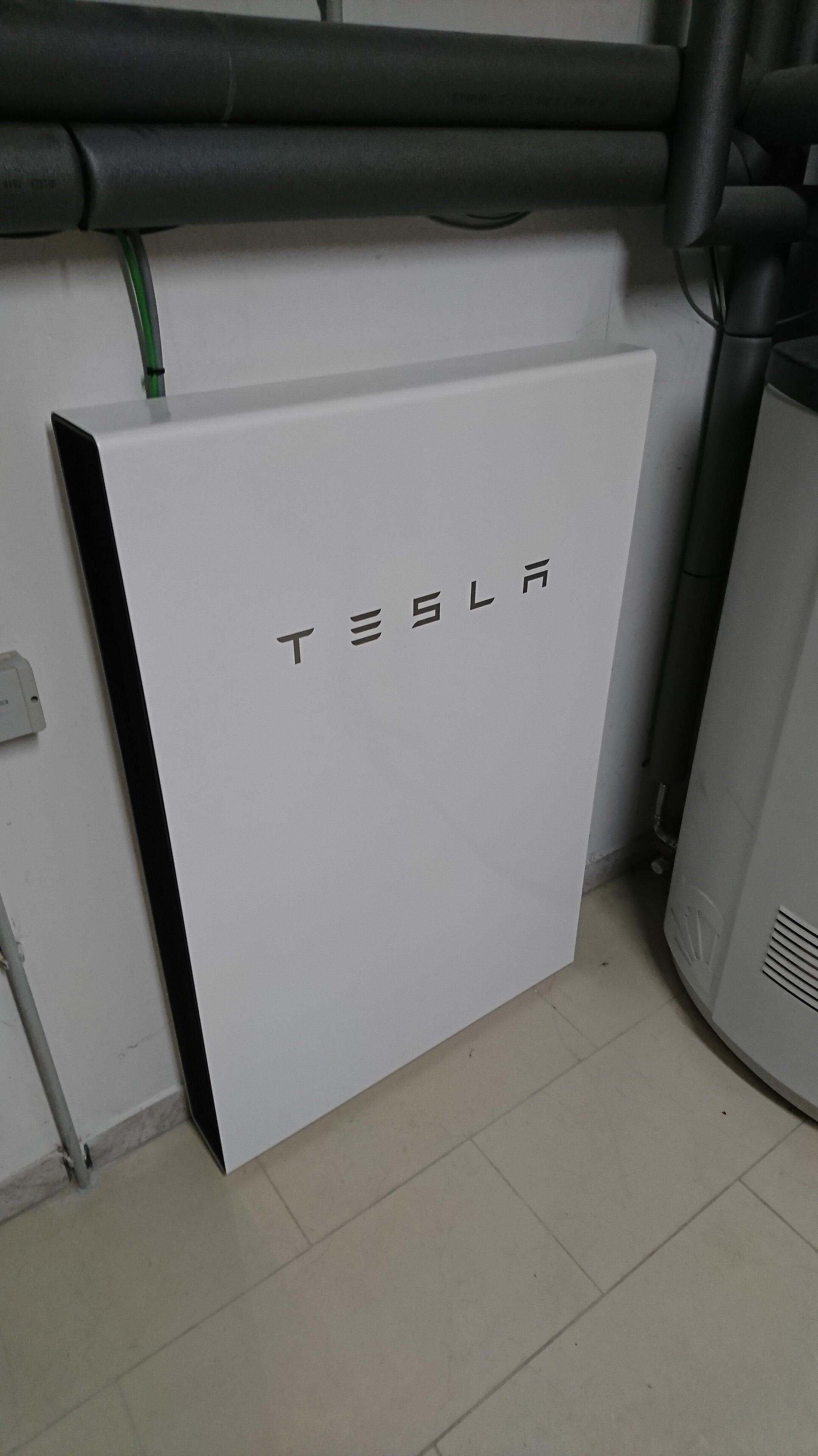 MANNStrom_Tesla Powerwall Speicher 2.0