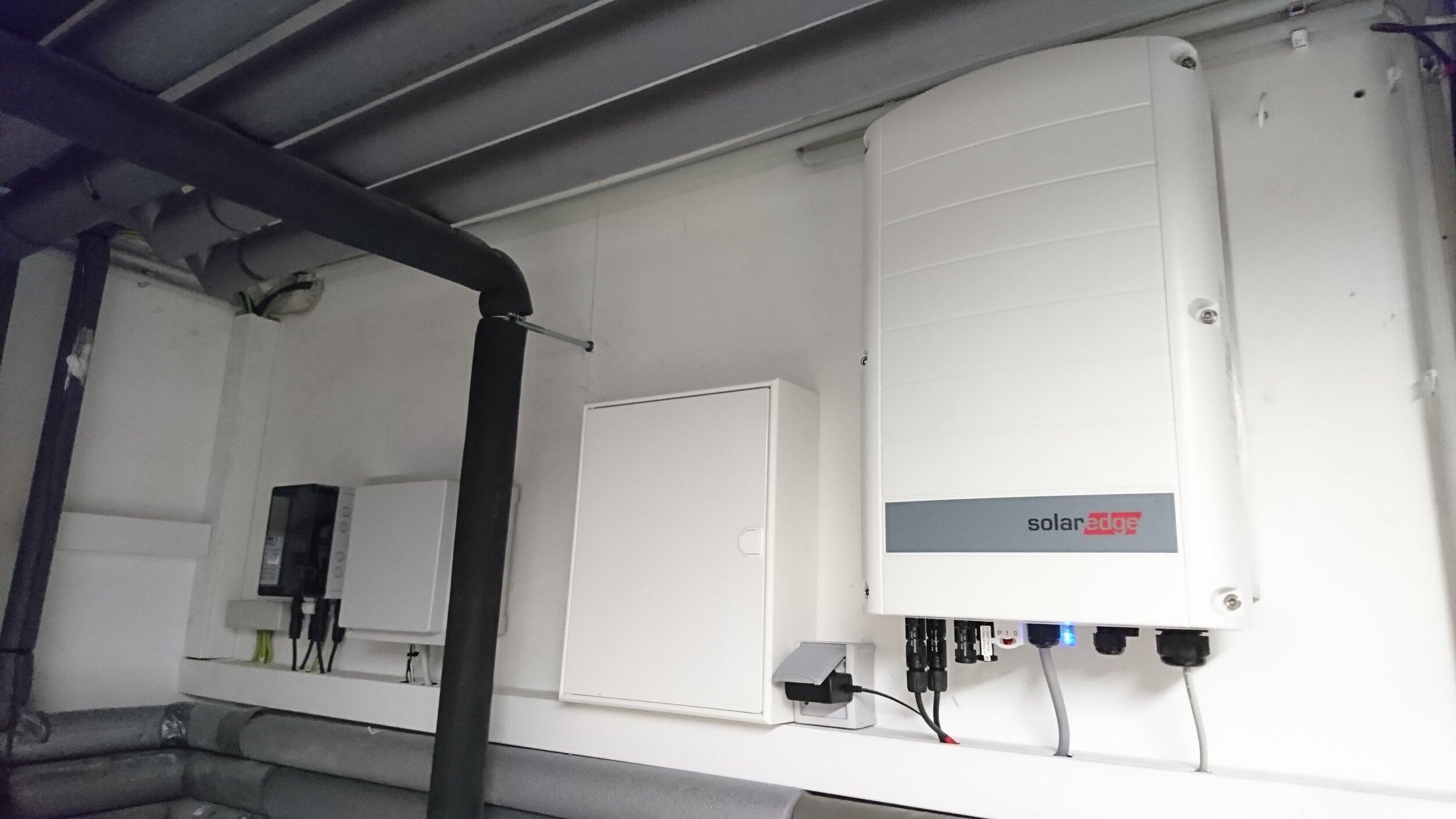MANNStrom_Ikratos_PV Installation