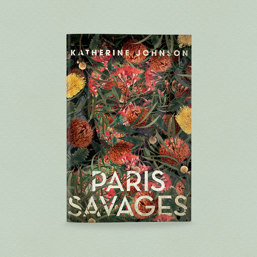 Ventura's most recent 'instagrammable' cover: Paris Savages, by Katherine Johnson