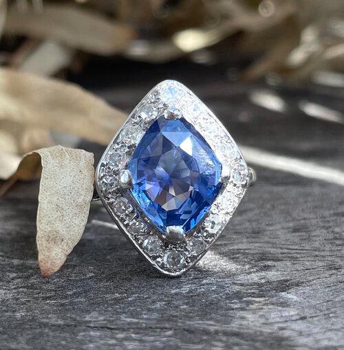 Parure cabochon r\u00e9tro vintage bijoux romantique Puces et bague