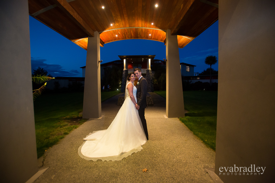 Terrace Views wedding