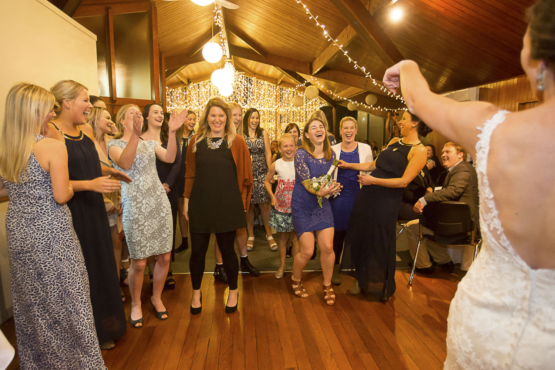 wedding at The Chalet, Palmerston North