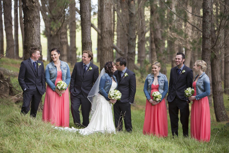 denim jacket bride cowboy boots wedding