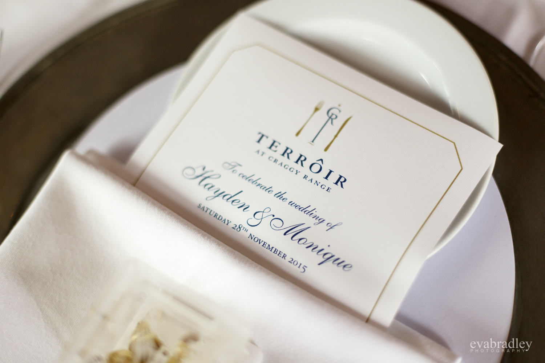 terrior restaurant craggy range