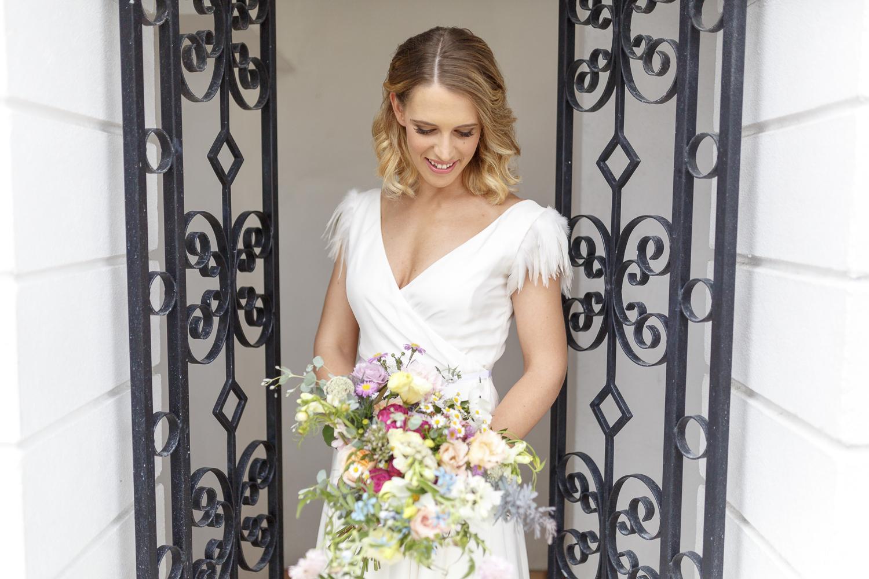 wedding-dress-with-feathers-nz