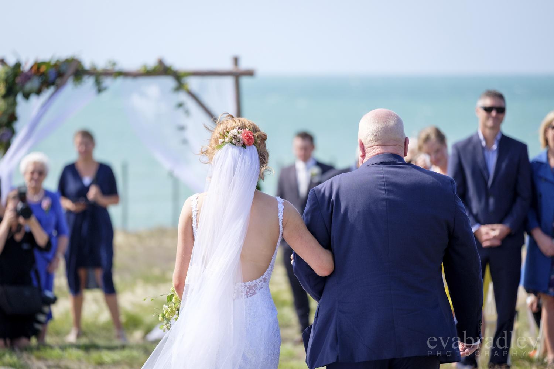 bride-arrives-clifton-cafe-wedding
