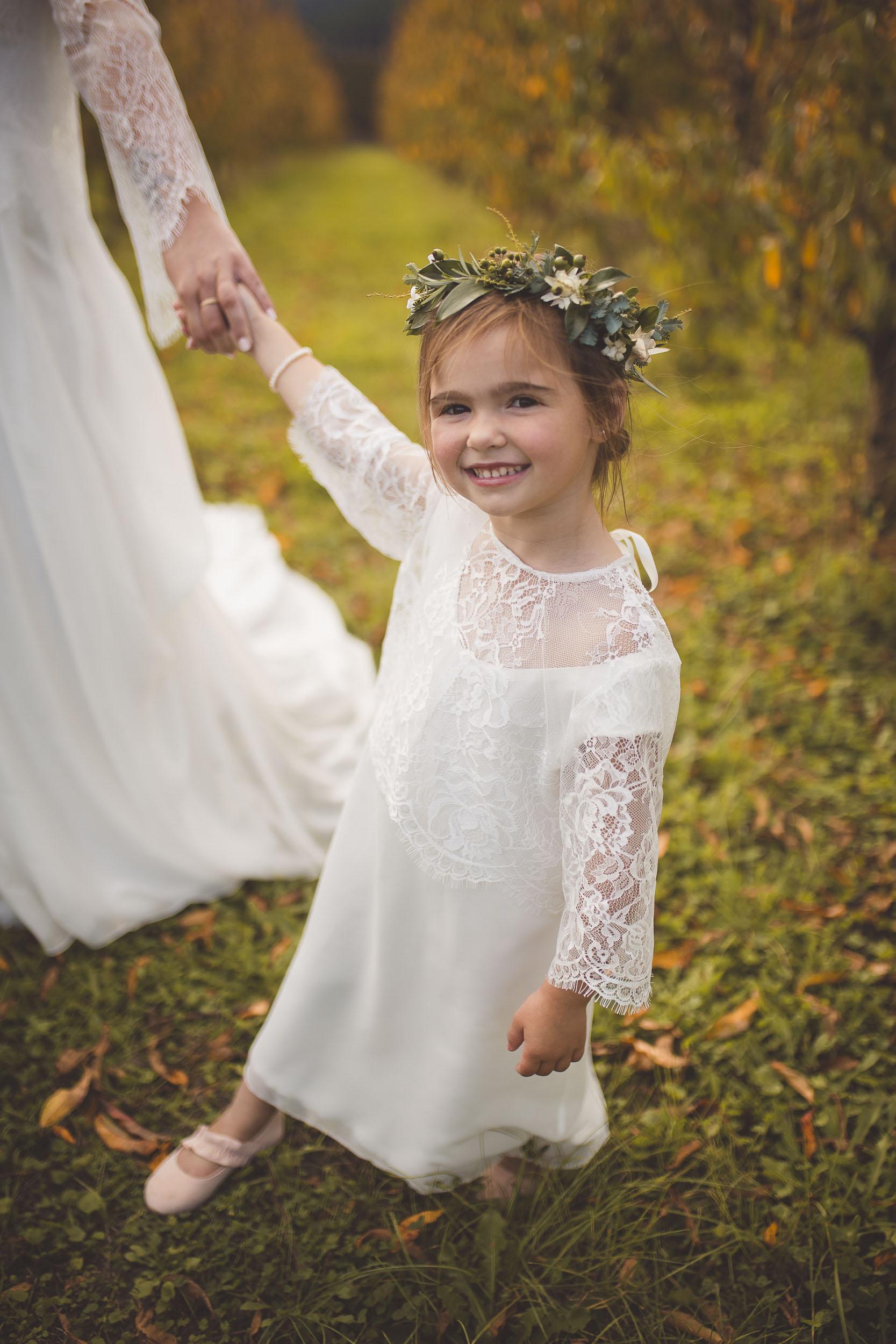 flowergirl hawkes bay weddings