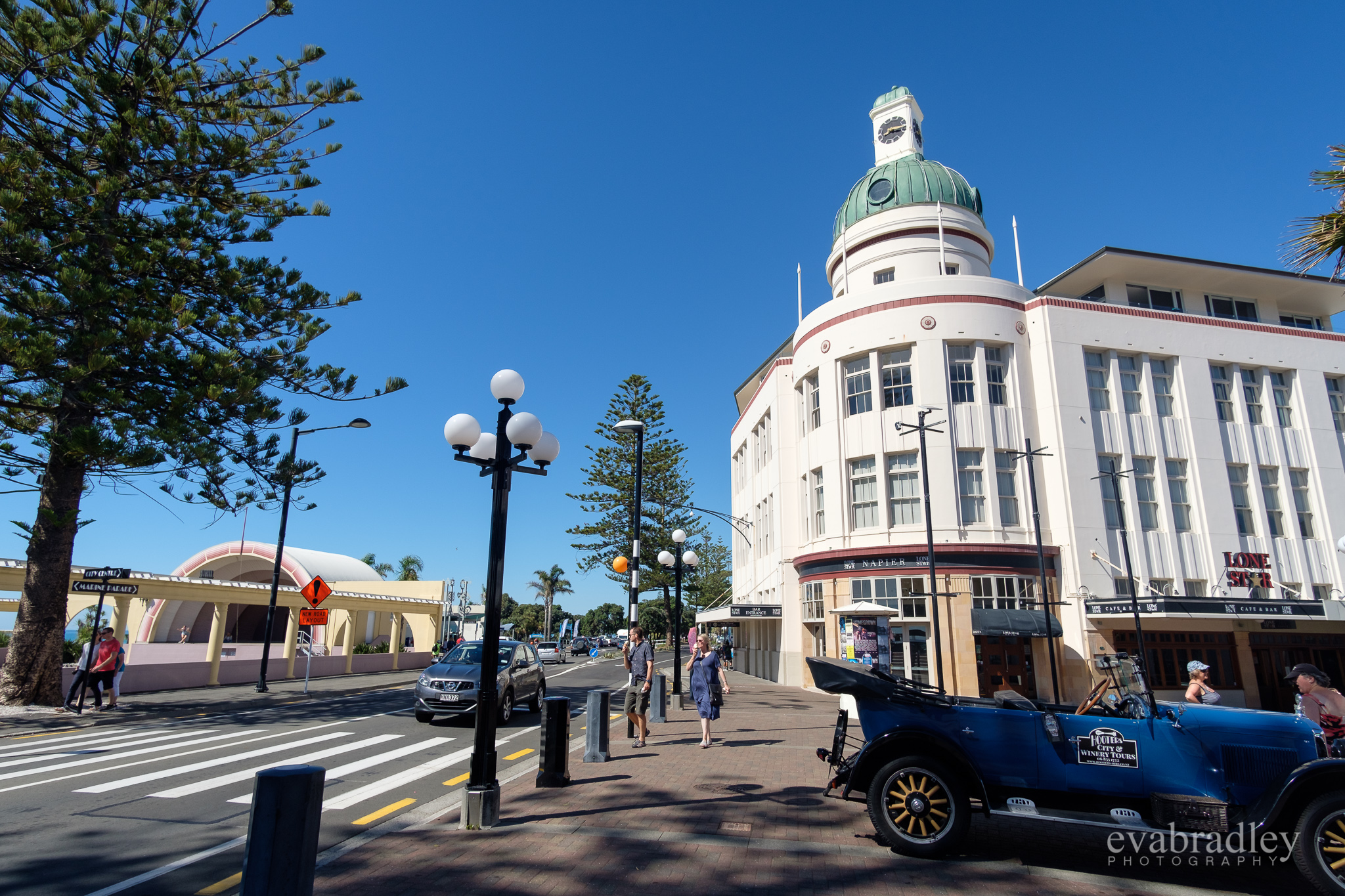 the dome napier accommodation