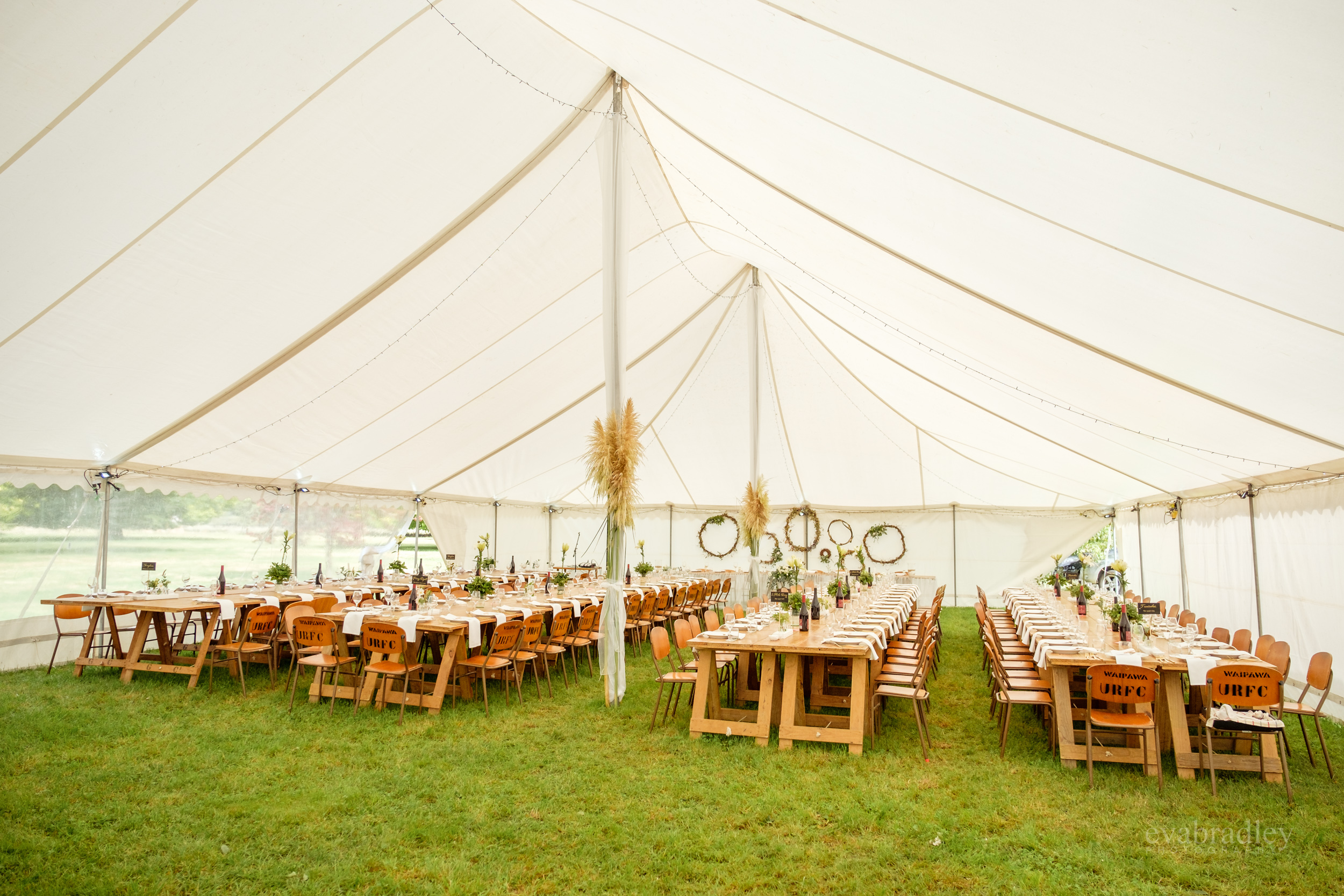 Authentic rustic DIY country wedding - Char & Russ at Taniwha