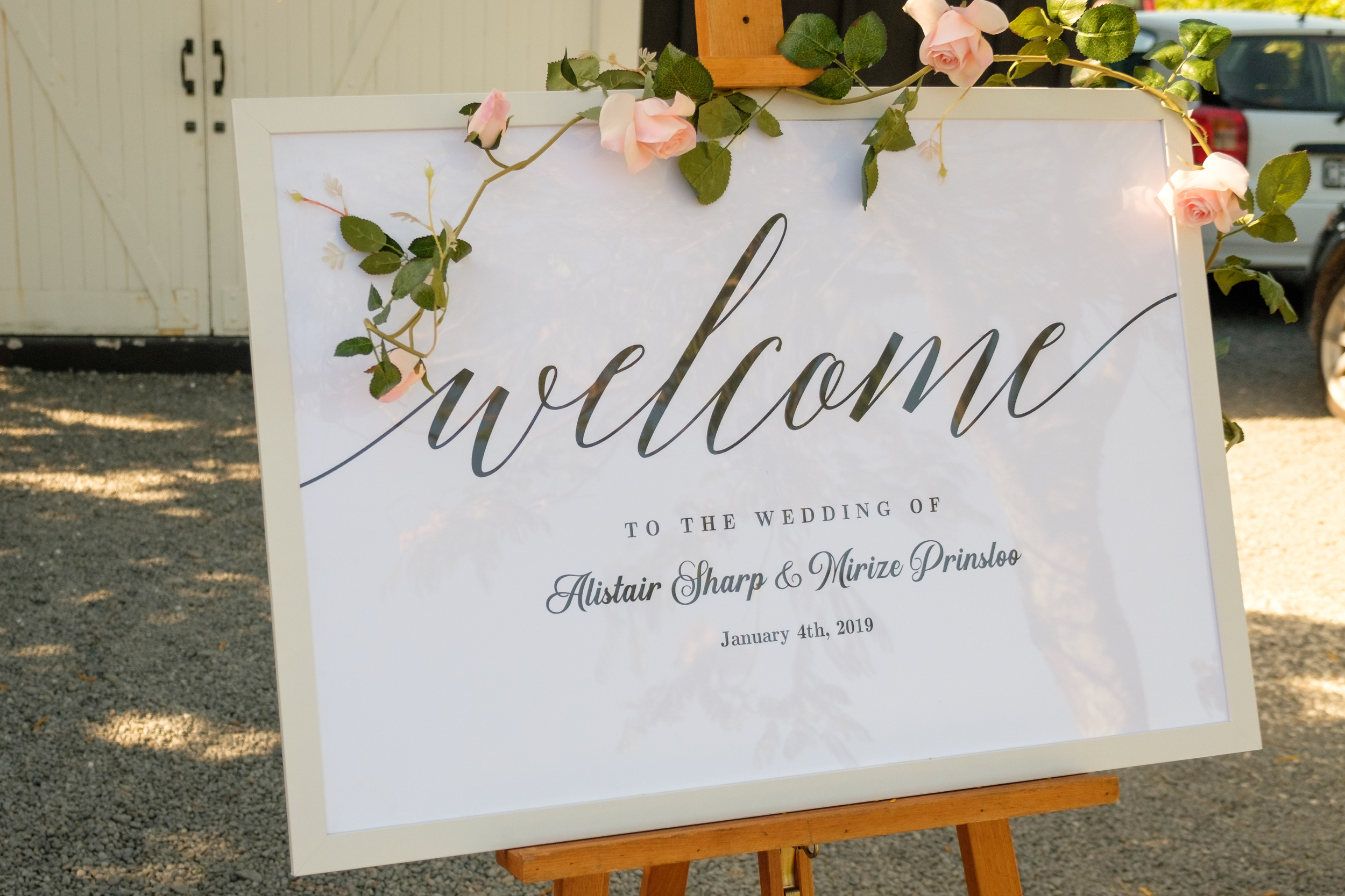 welcome-sign-hawkes-bay-wedding-venues