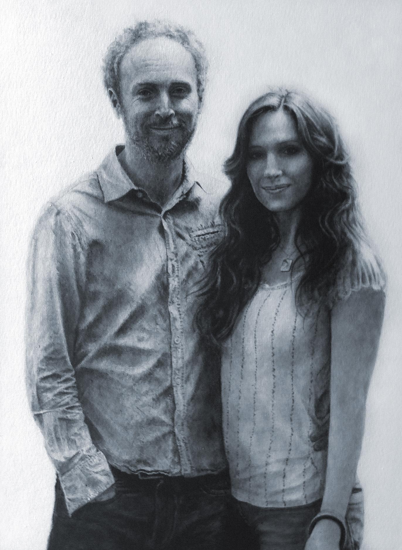 Helen & Rupert