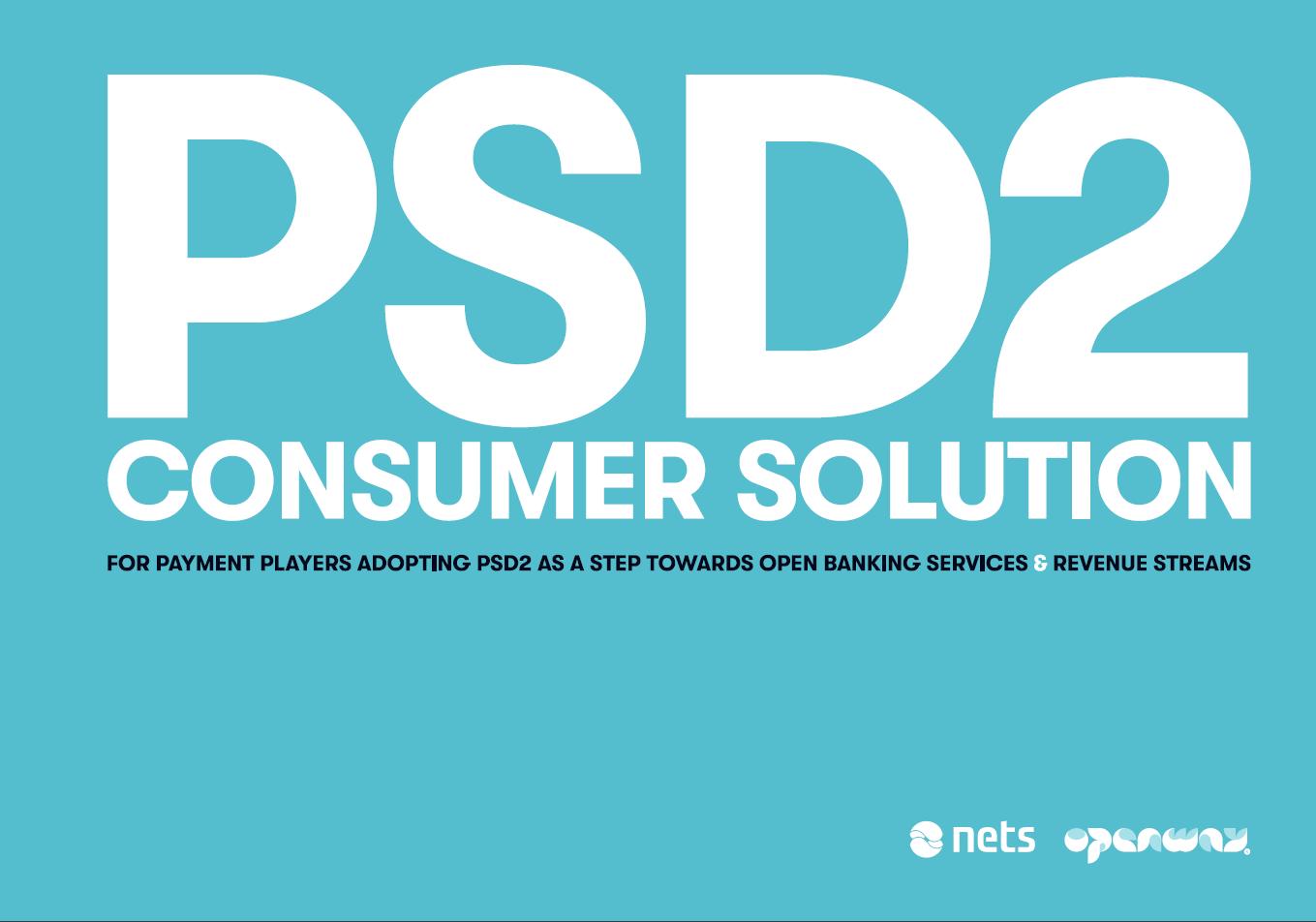 Click to explore WAY4 PSD2 Hub