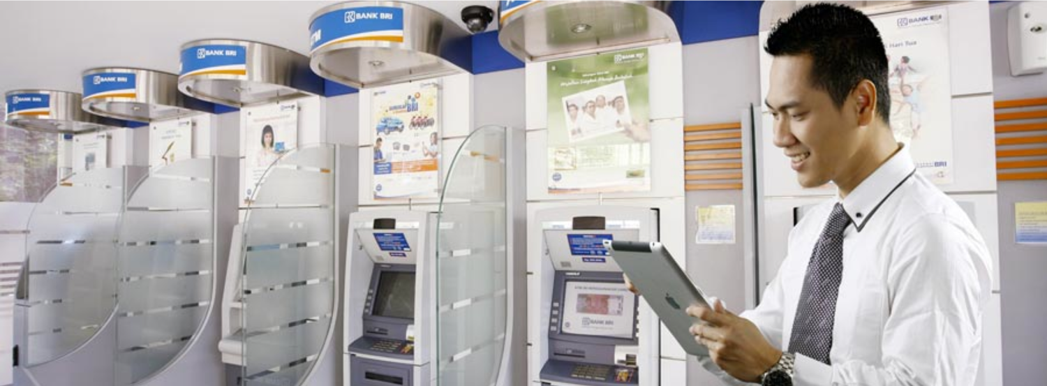 Bank Rakyat Indonesia: Global Leadership in Microfinance - Bank Rakyat Indonesia, the largest microfinance institution in the world, expanded its ATM network on WAY4 from 3,000 to 18,000 terminals.