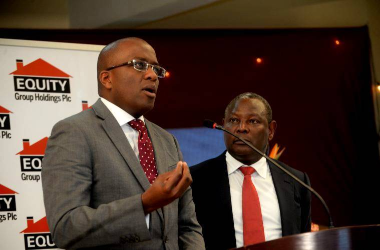 PolyCarp Igathe, Managing Director, Equity Bank