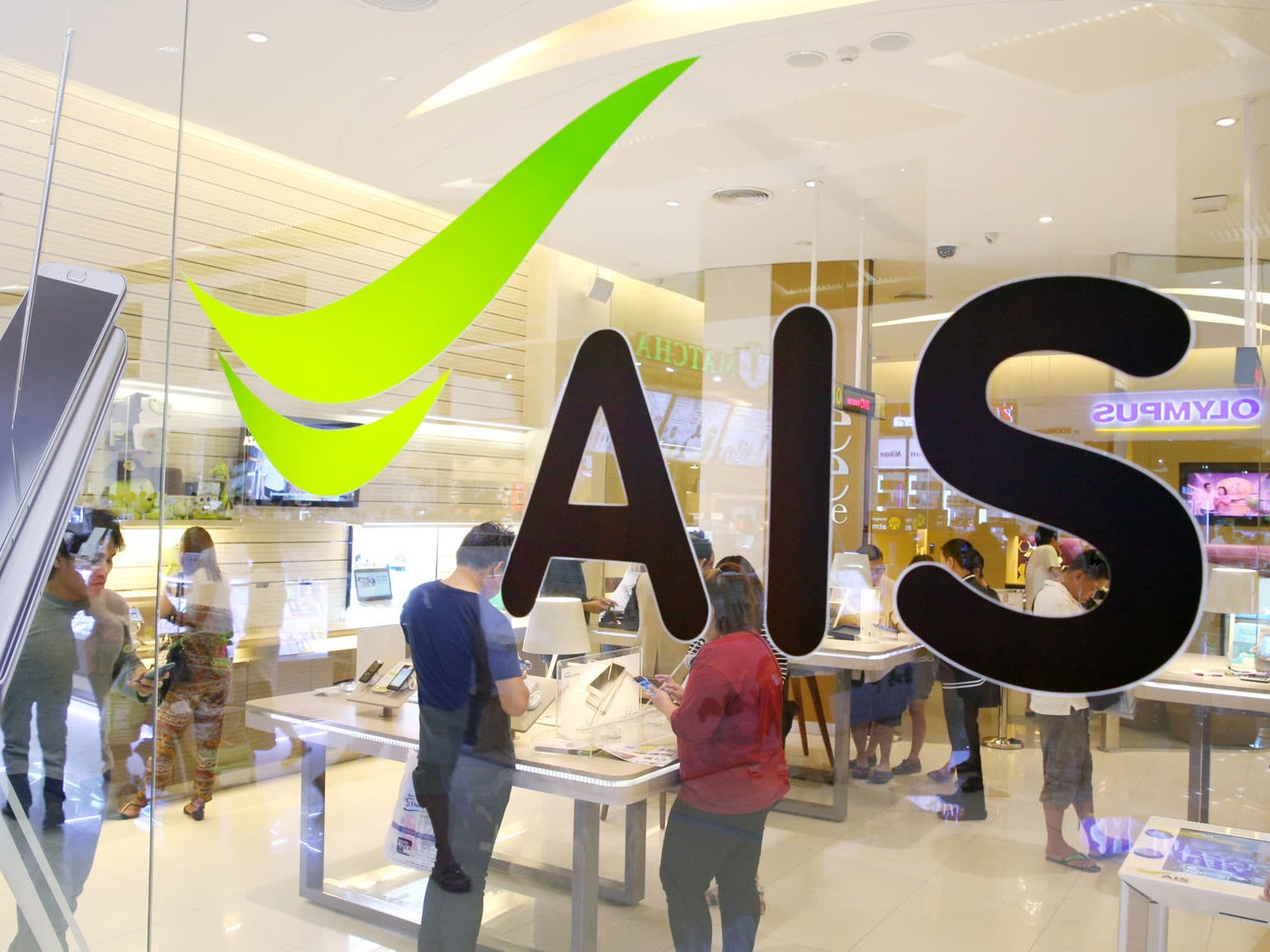- AIS, Thailand's largest telco and digital entertainment provider with 40.1 million subscribers, built a country-wide multi-tier agent network for mobile payments on WAY4. AIS customers deposit cash via agents to top-up phones and pay for value-added services.