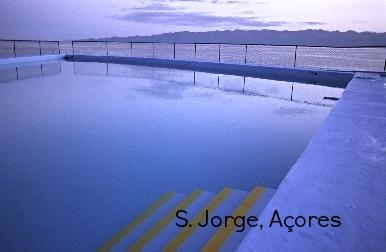 Piscina, S. Jorge, Açores