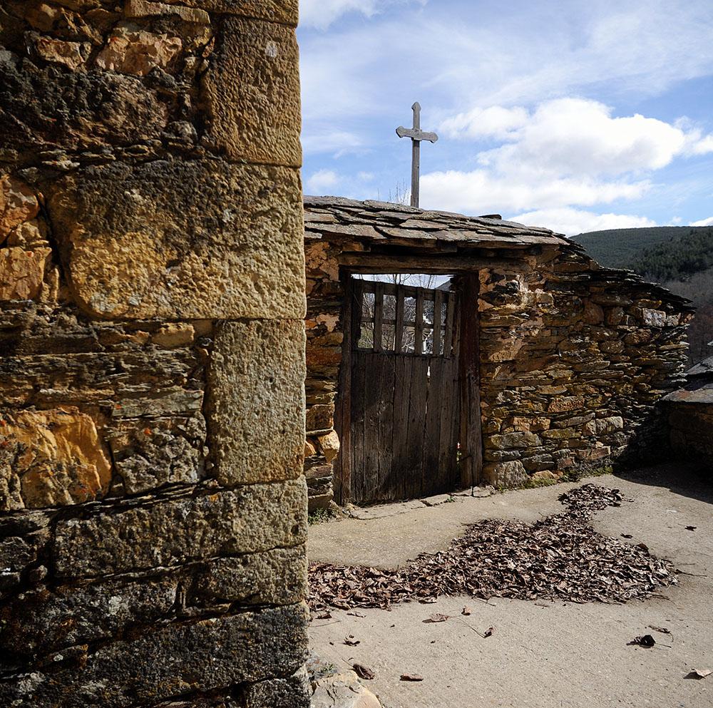 Na Comarca de La Carballeda há aldeias que não chegam aos 20 habitantes