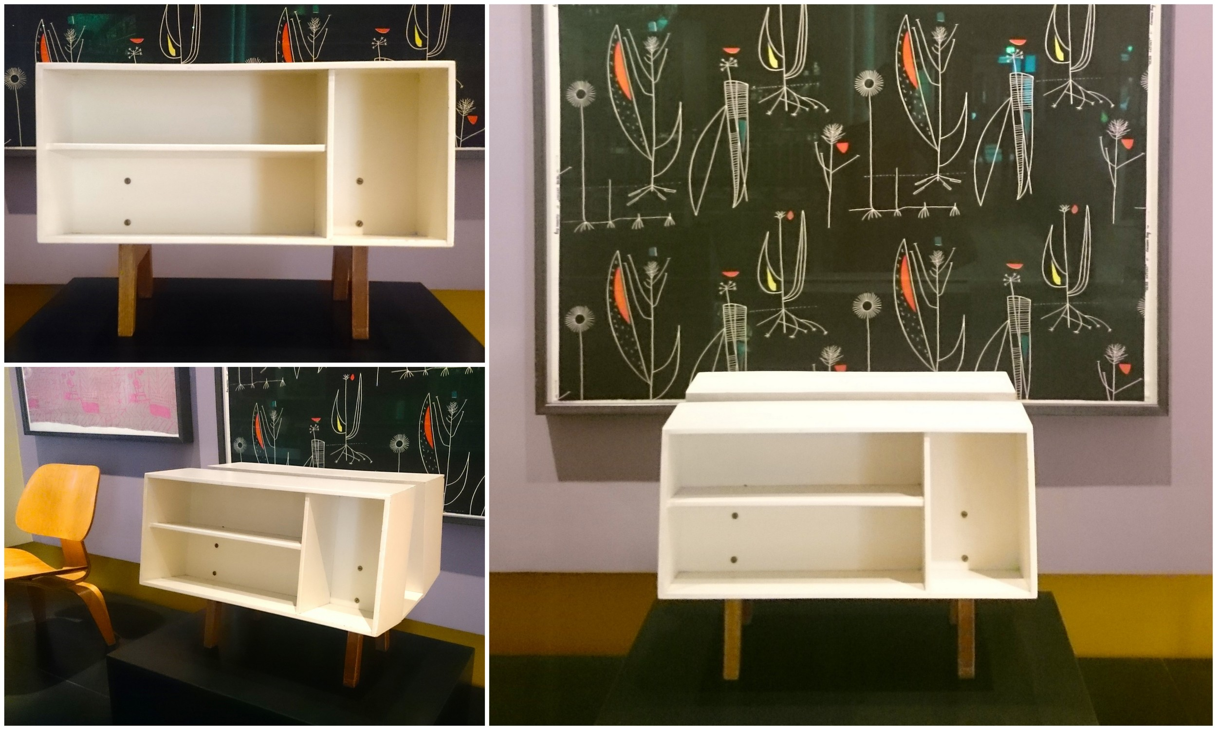 The iconic Penguin Donkey bookcase, mark II re-designed by Ernest Race in 1963 and made by Isokon Limited. I love this wee guy!