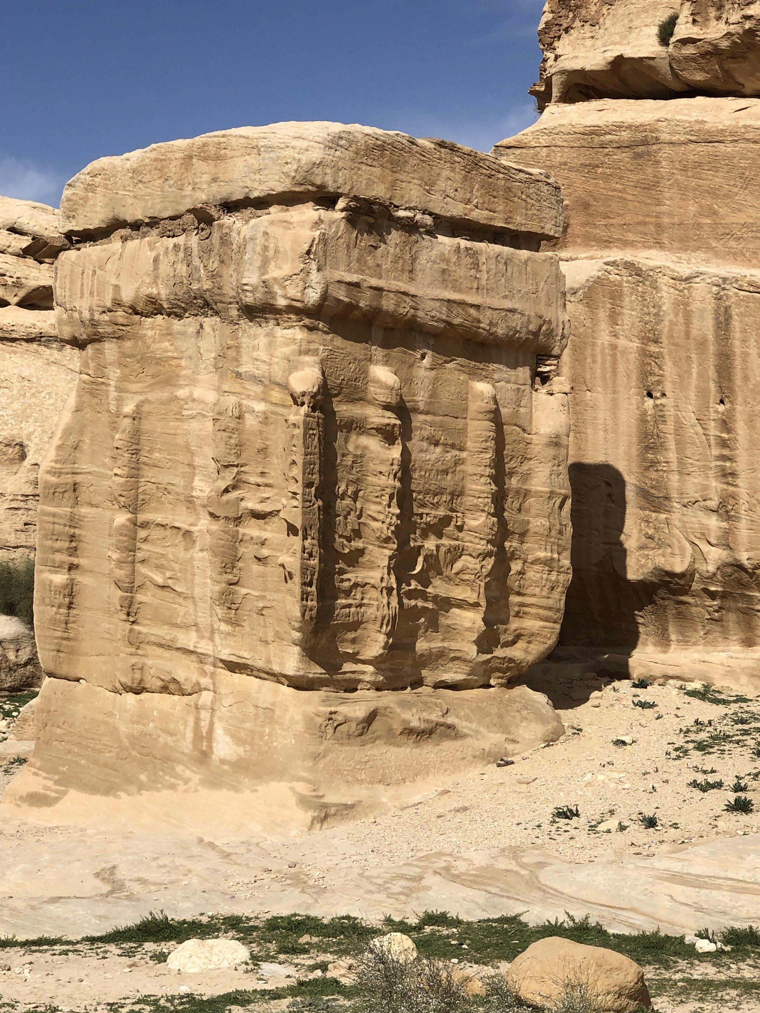 Petra, Jordan >>>