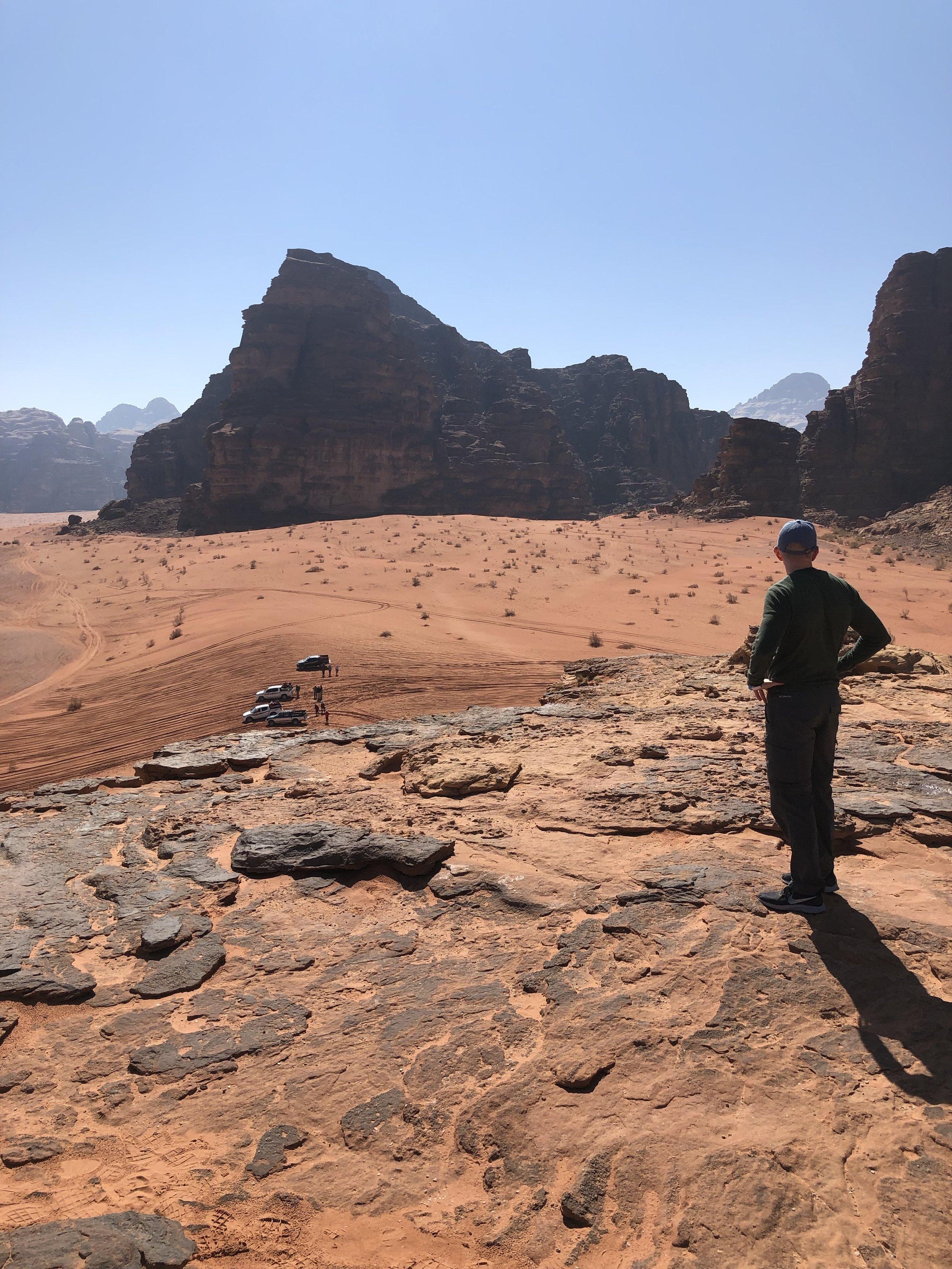 Wadi Rum Jeep Tour, Rum, Jordan >>>