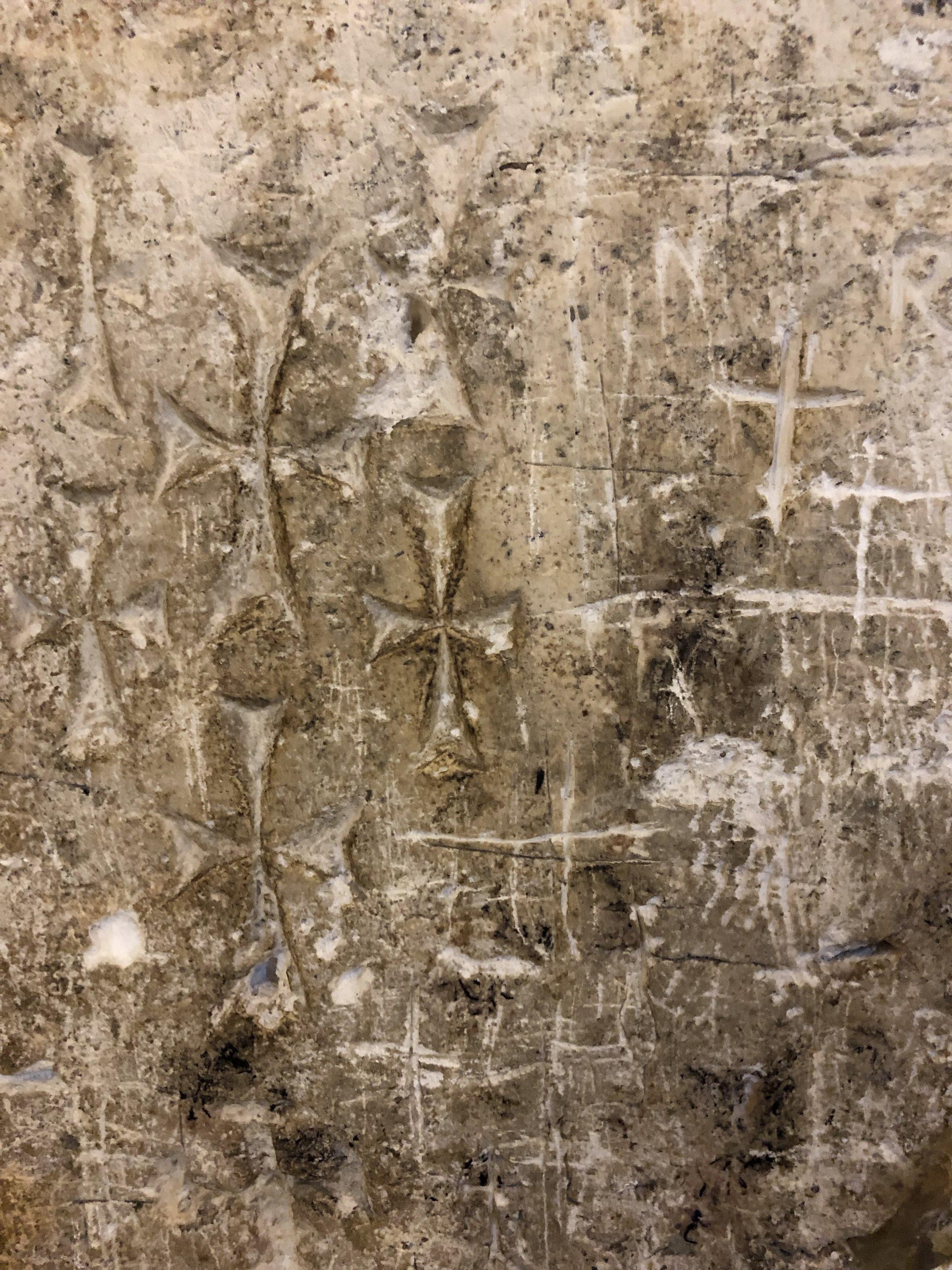 Early graffiti