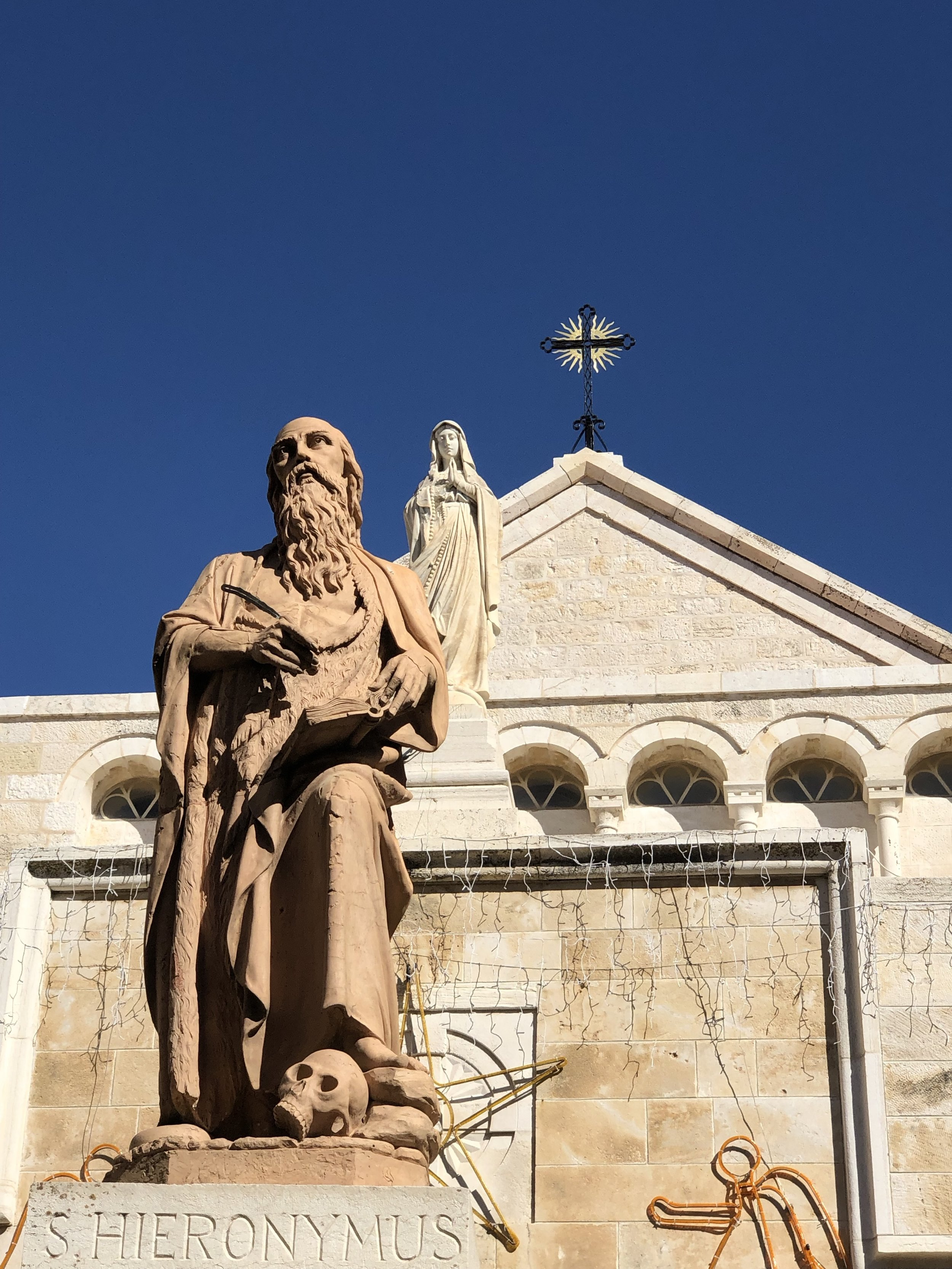 <<< Church of the Nativity, Bethlehem