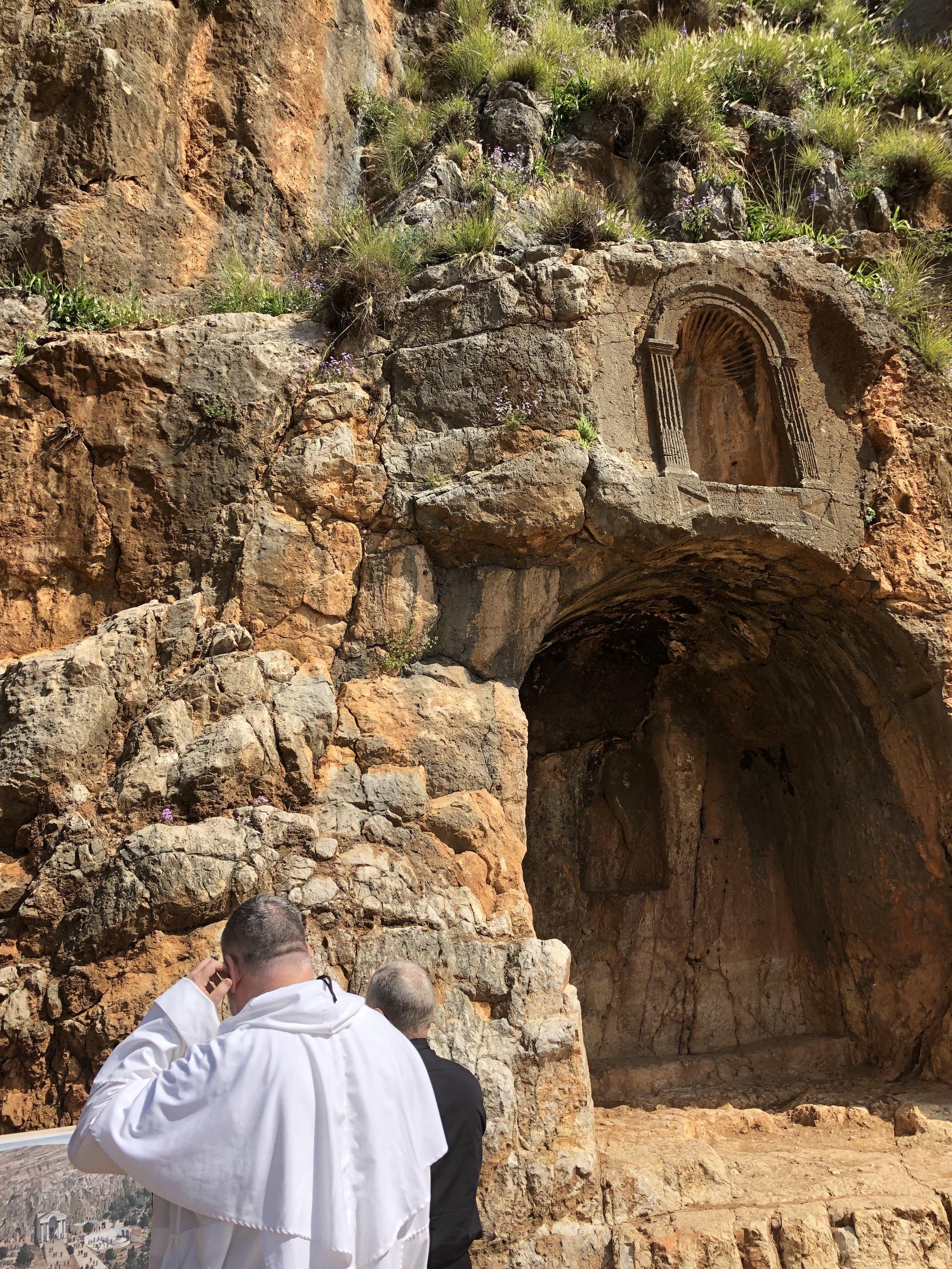 Hermon Stream, Banias, Israel
