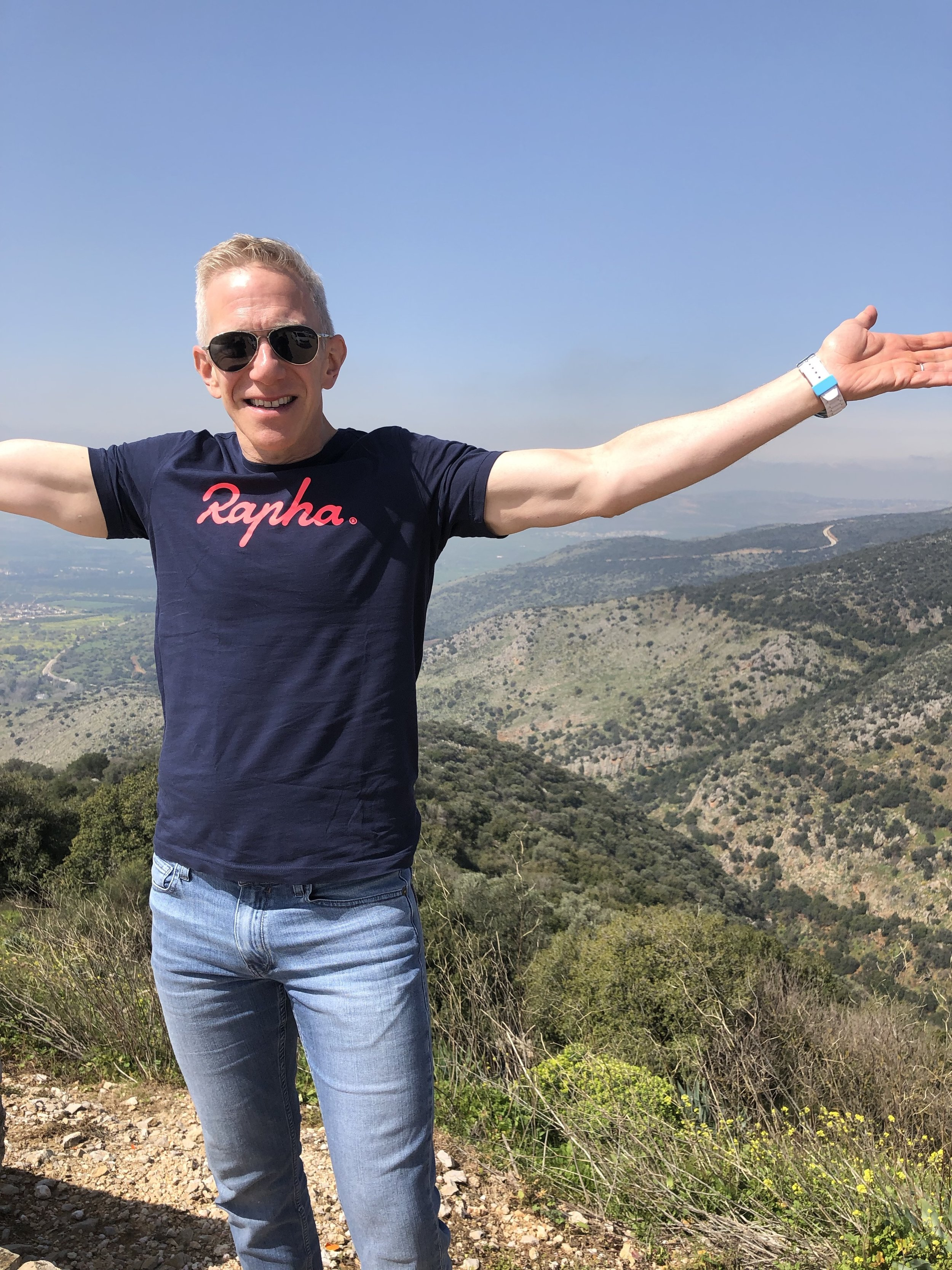 Nimrod (the Fortress, not Michael), Golan Heights, Israel