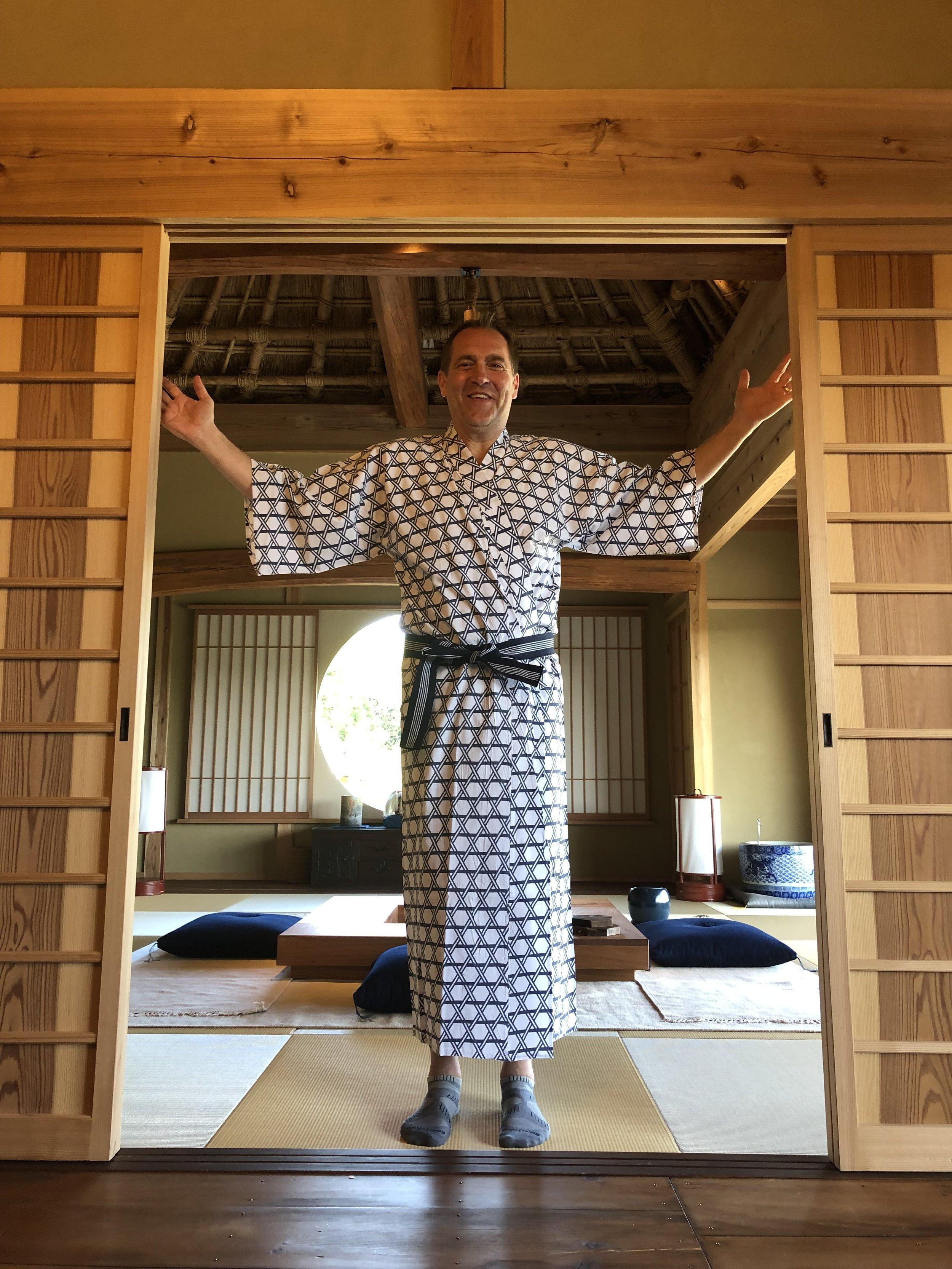 Samurai Stowe (Sasayuri-an)