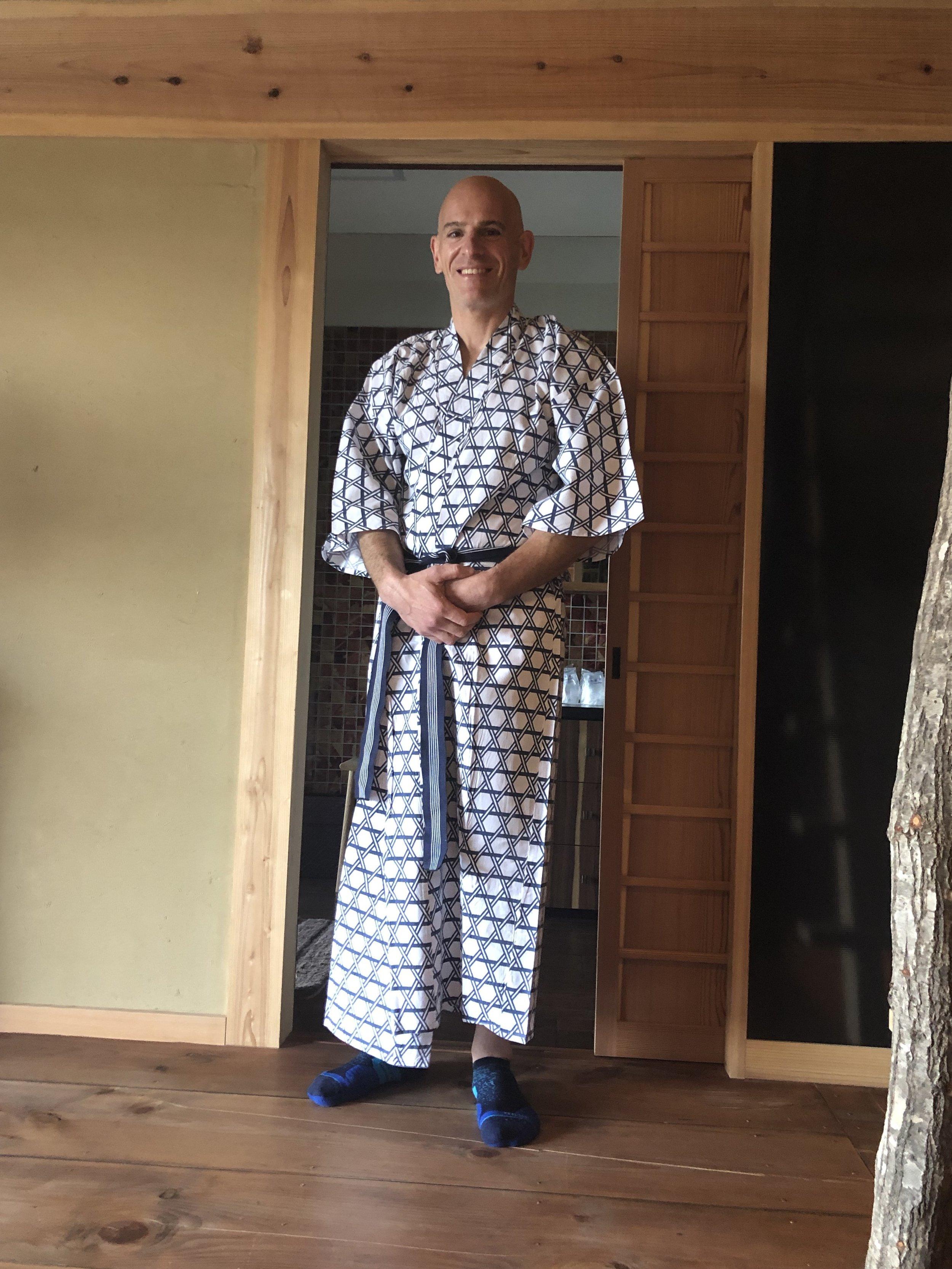 Samurai Cooperstein (Sasayuri-an)