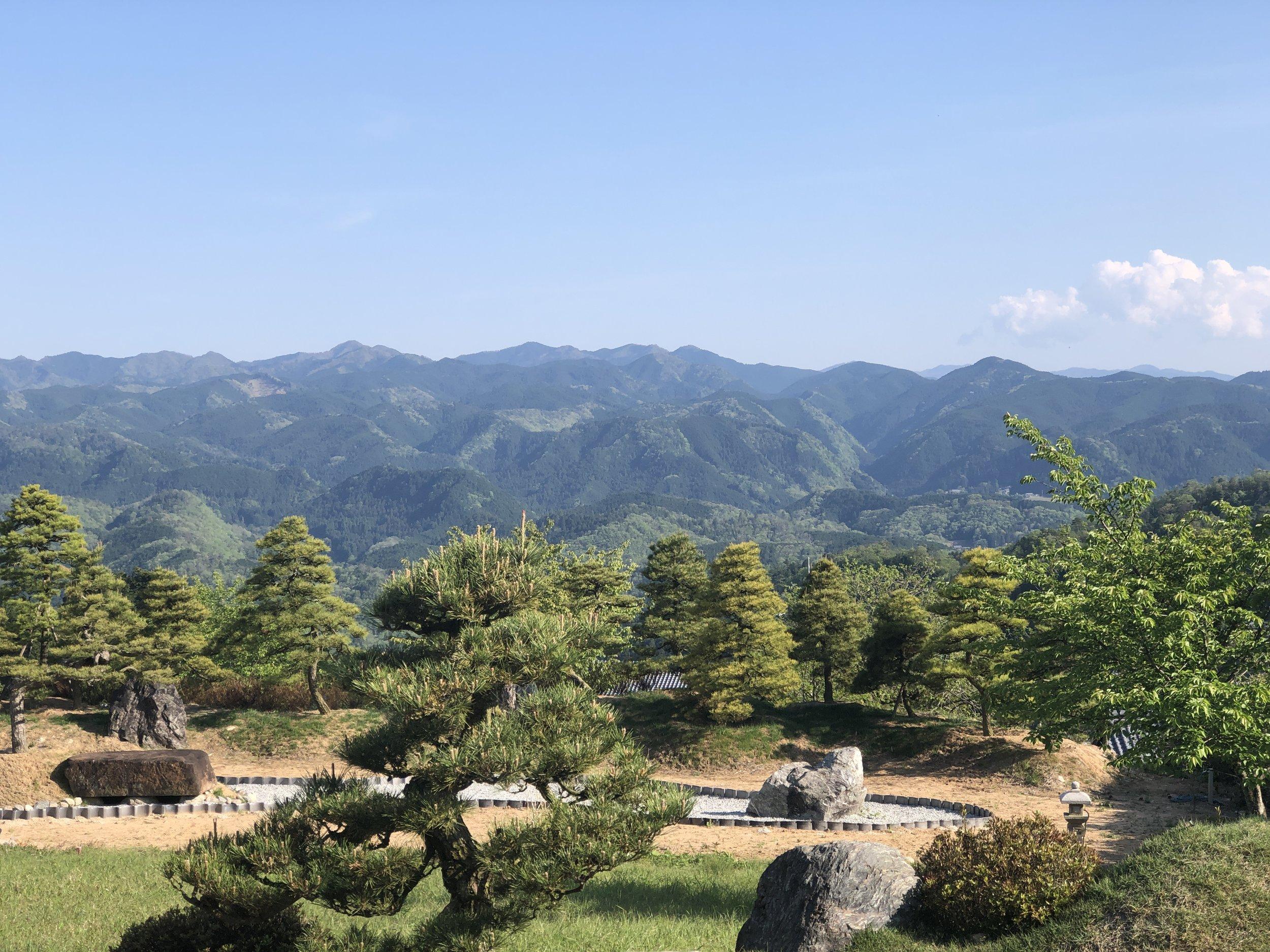 Remarkable view (Sasayuri-an)