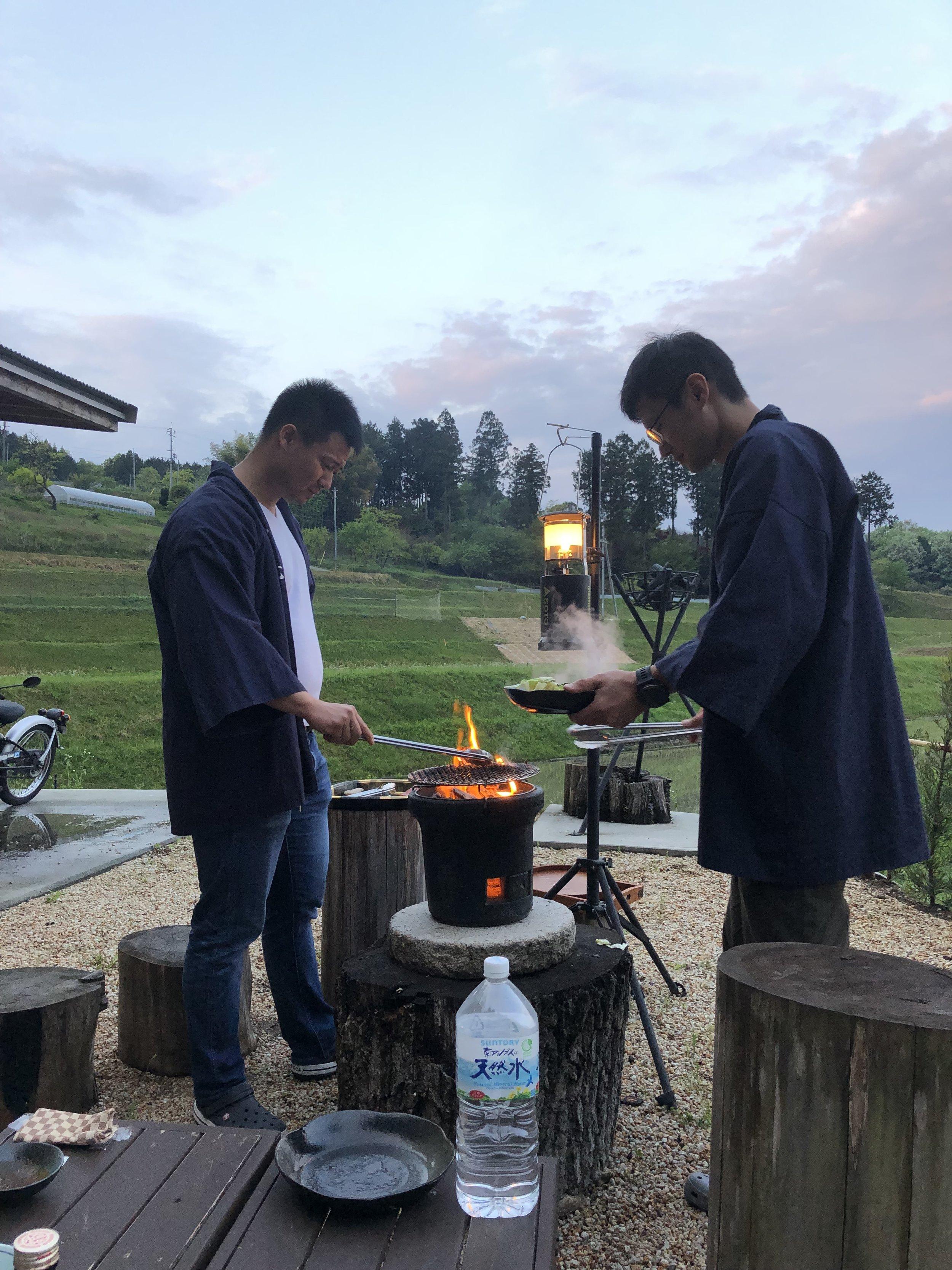Barbecue (Sarayuri-an)