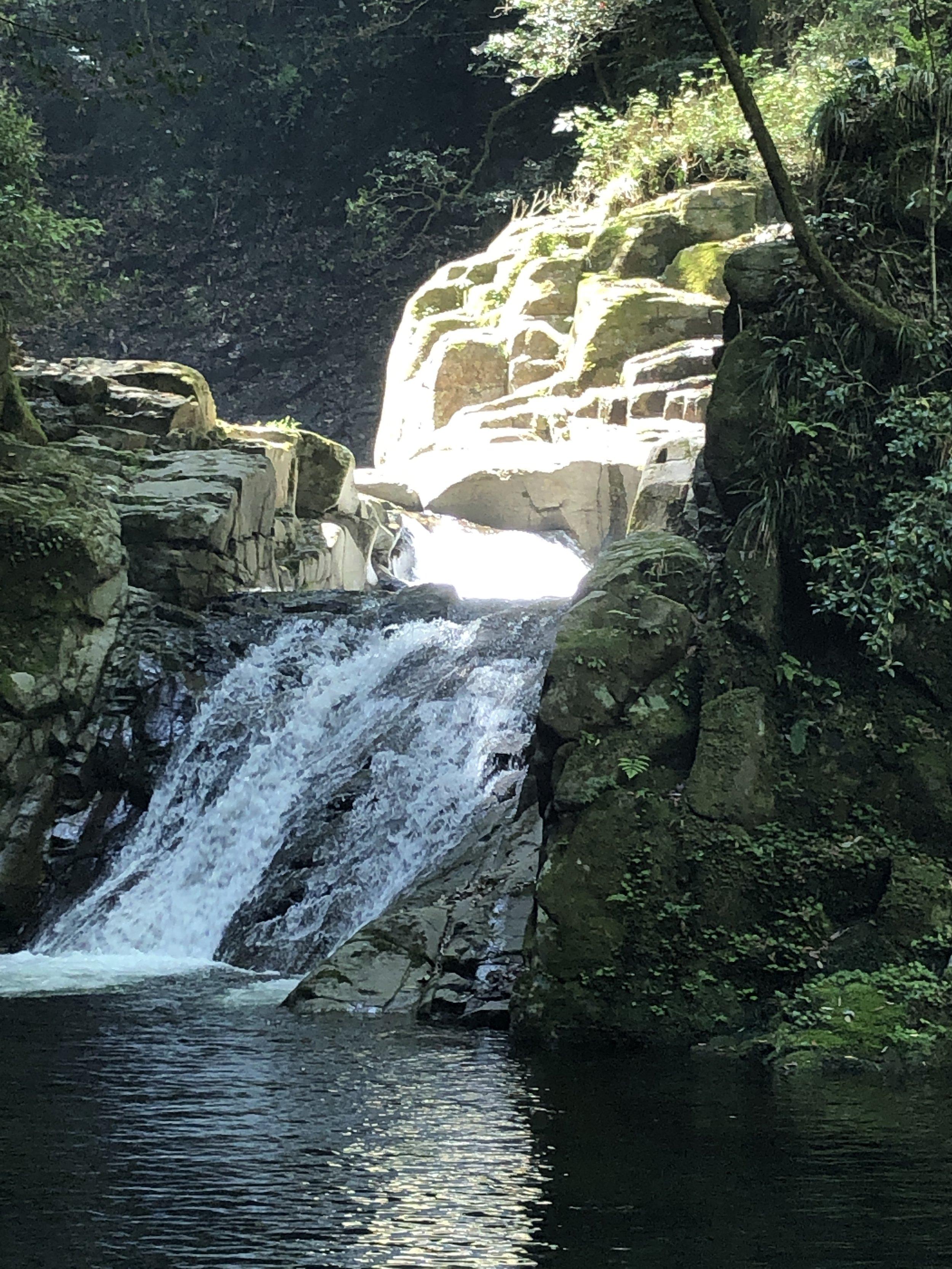 Akame Falls (Ninja training area)