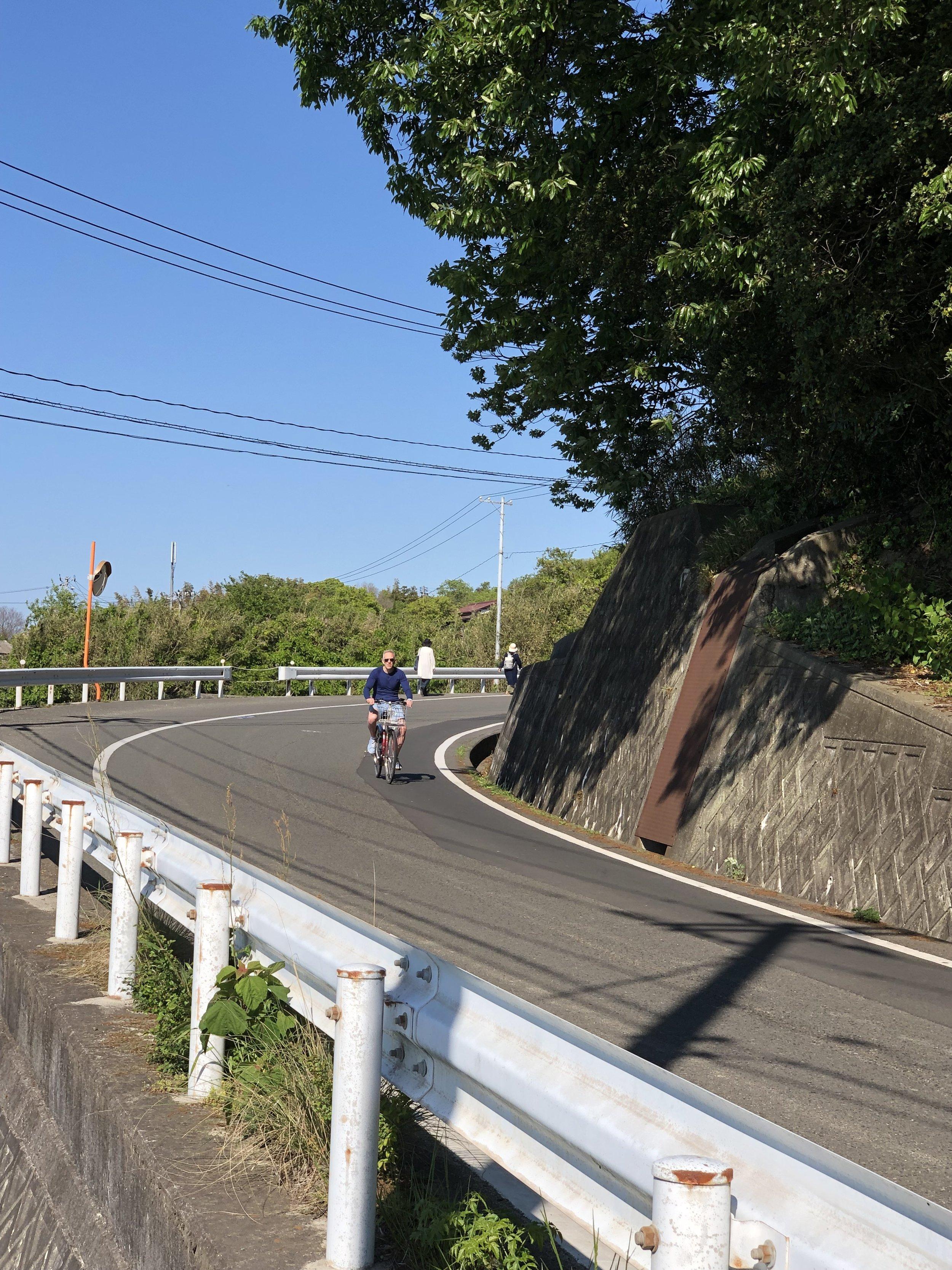 Art tour transport (Teshima)