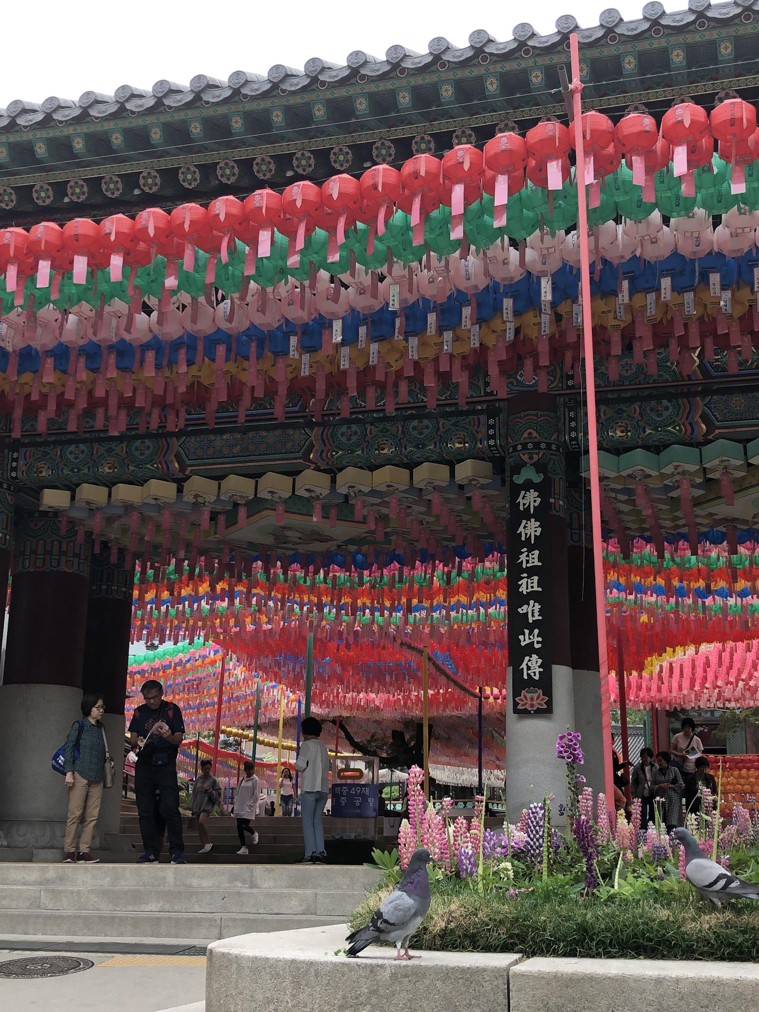 Birthday for Buddha (Seoul)
