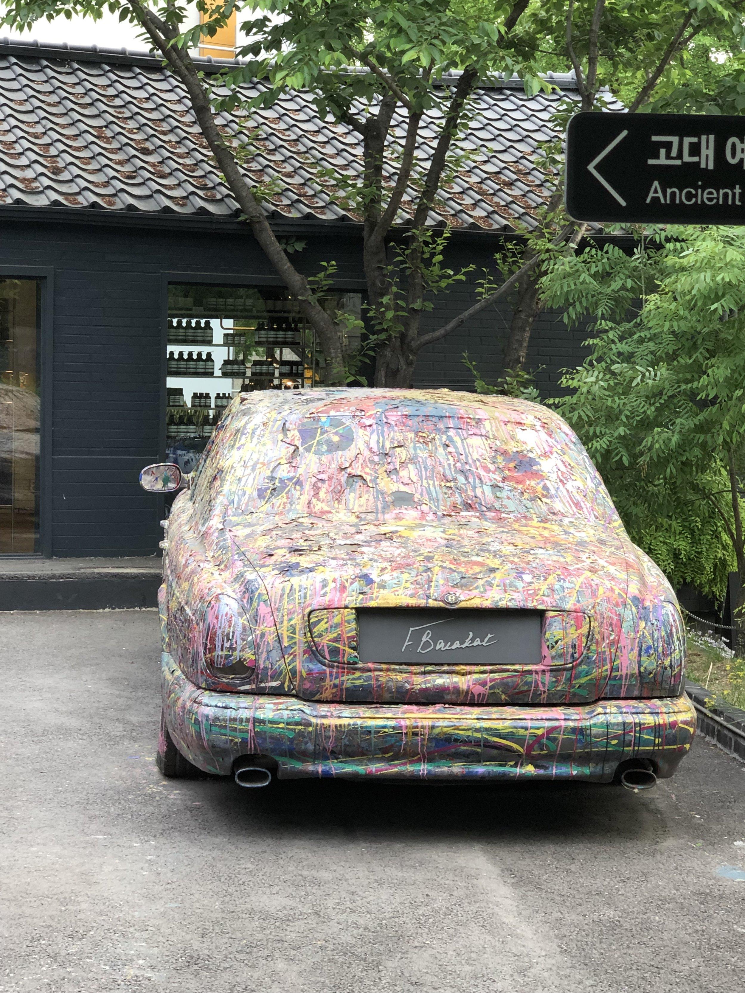 Art + Bentley (Seoul)