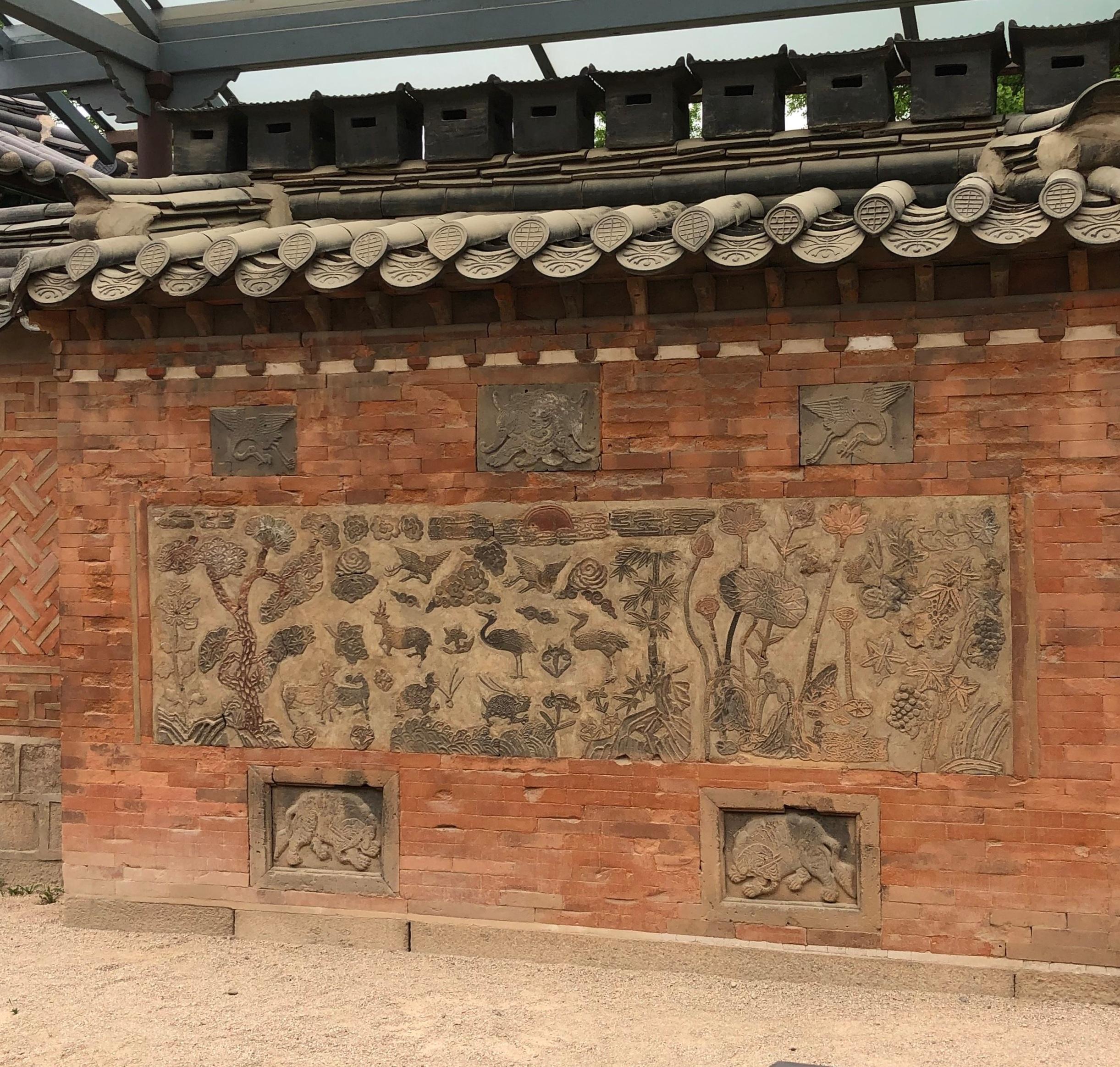 Hidden treasure until 2017 - Gyeongbokgung Palace (Seoul)