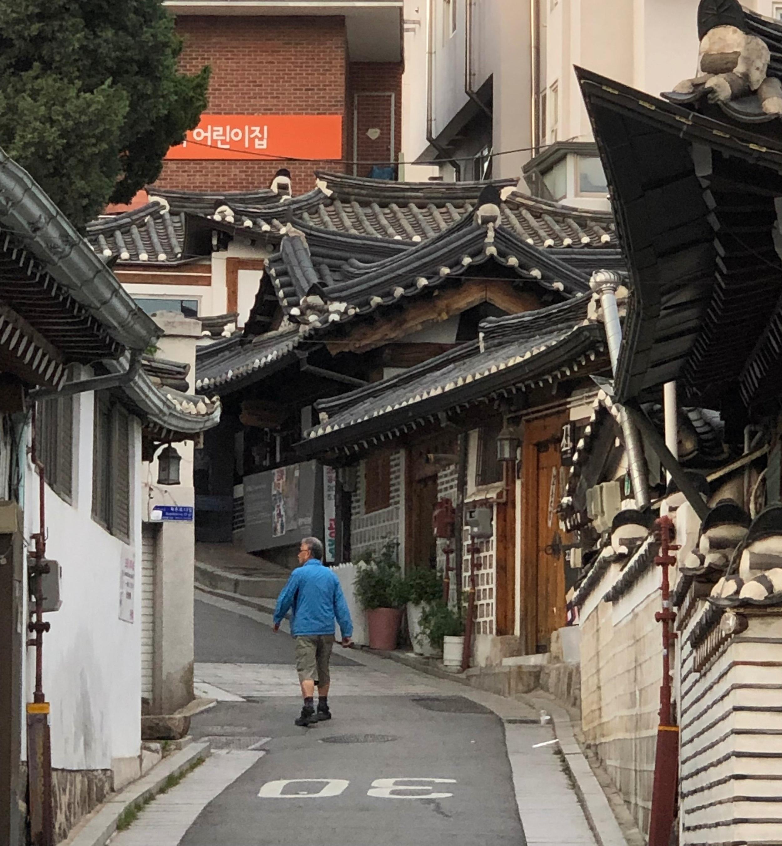 What Seoul used to look like (Seoul)