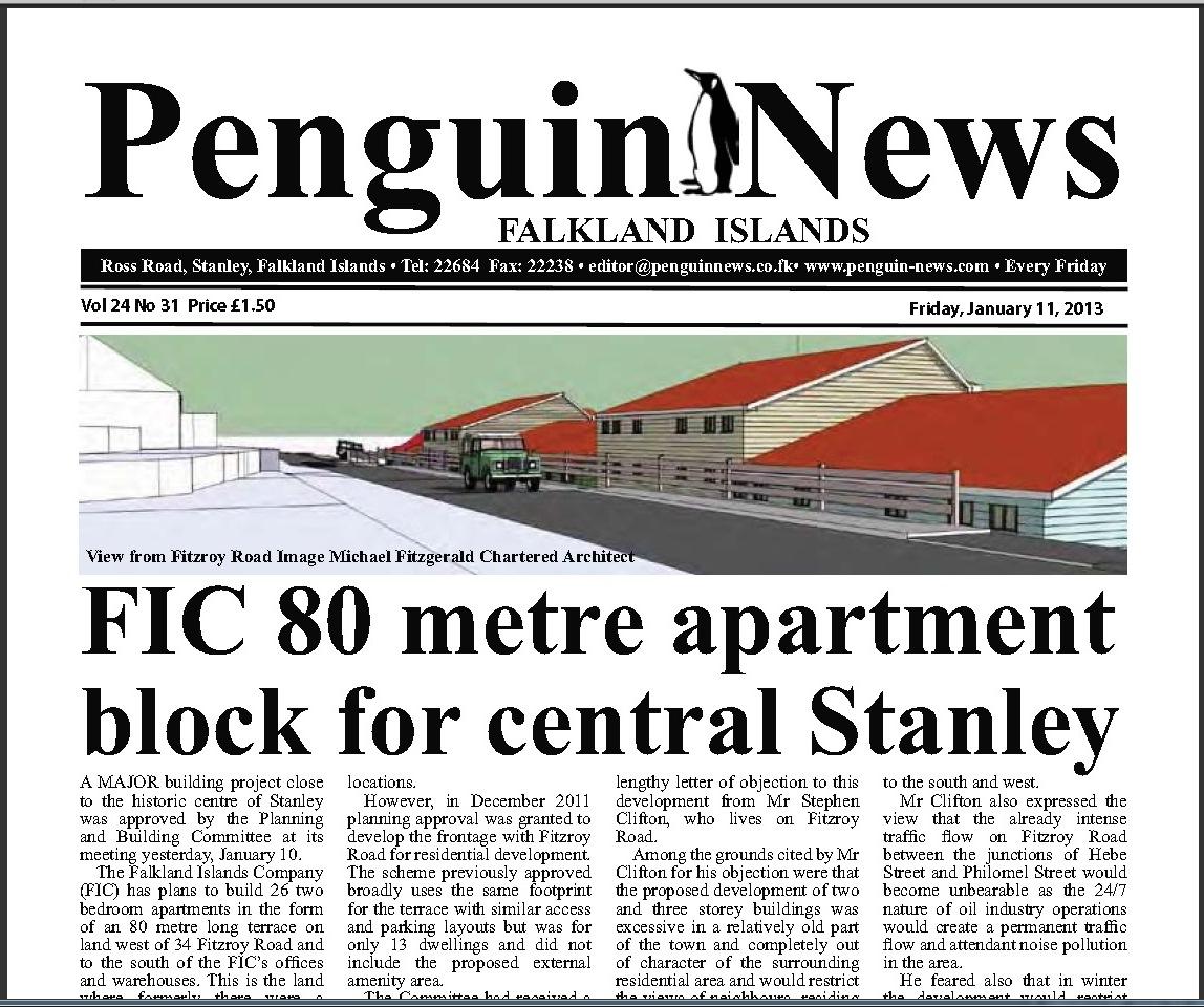 Penguin news 1