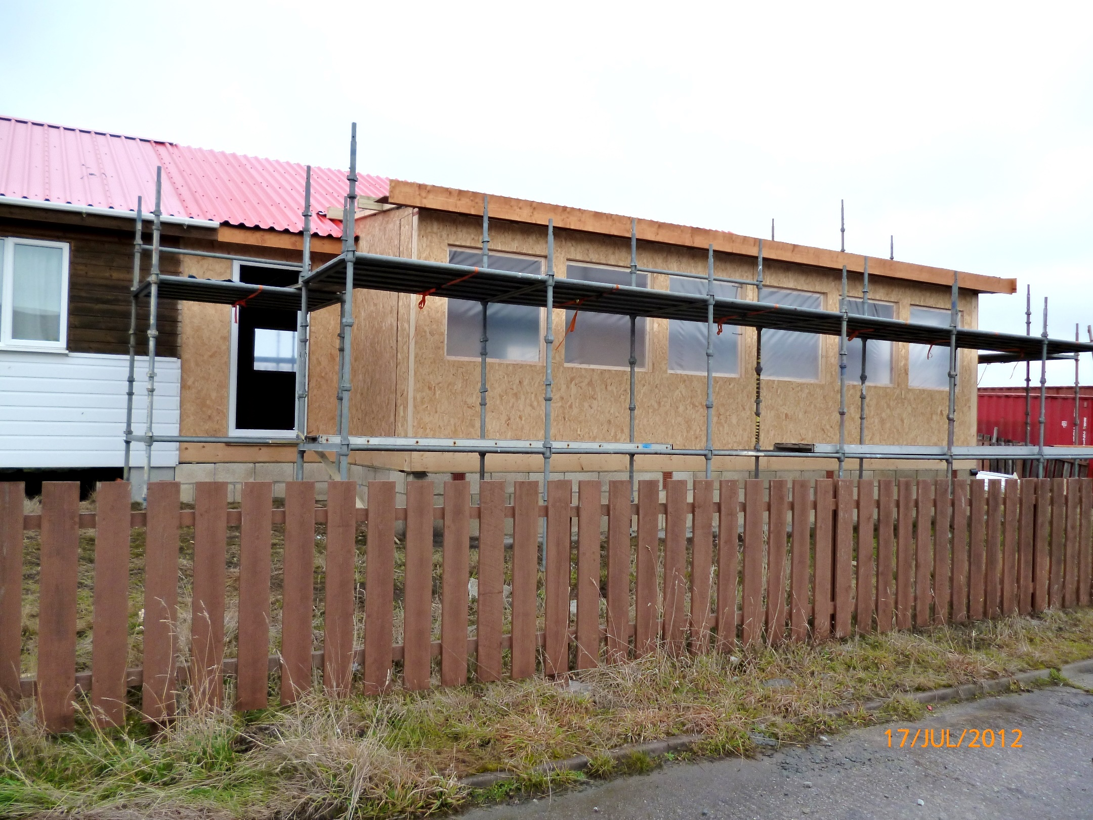 Single Dwelling, Private Client, Stanley, Falkland Islands