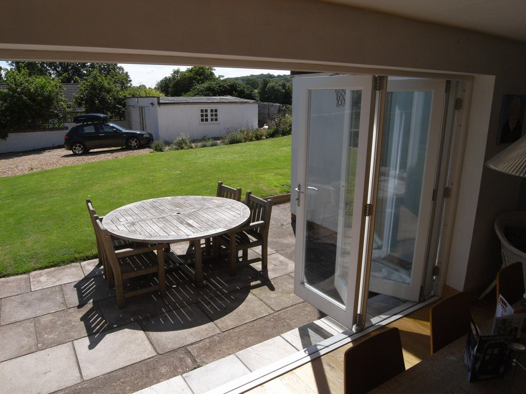 NEW SUN ROOM EXTENSION + DETATCHED 2 STOREY DWELLING, EAST HARPTREE, CHEW VALLEY UK
