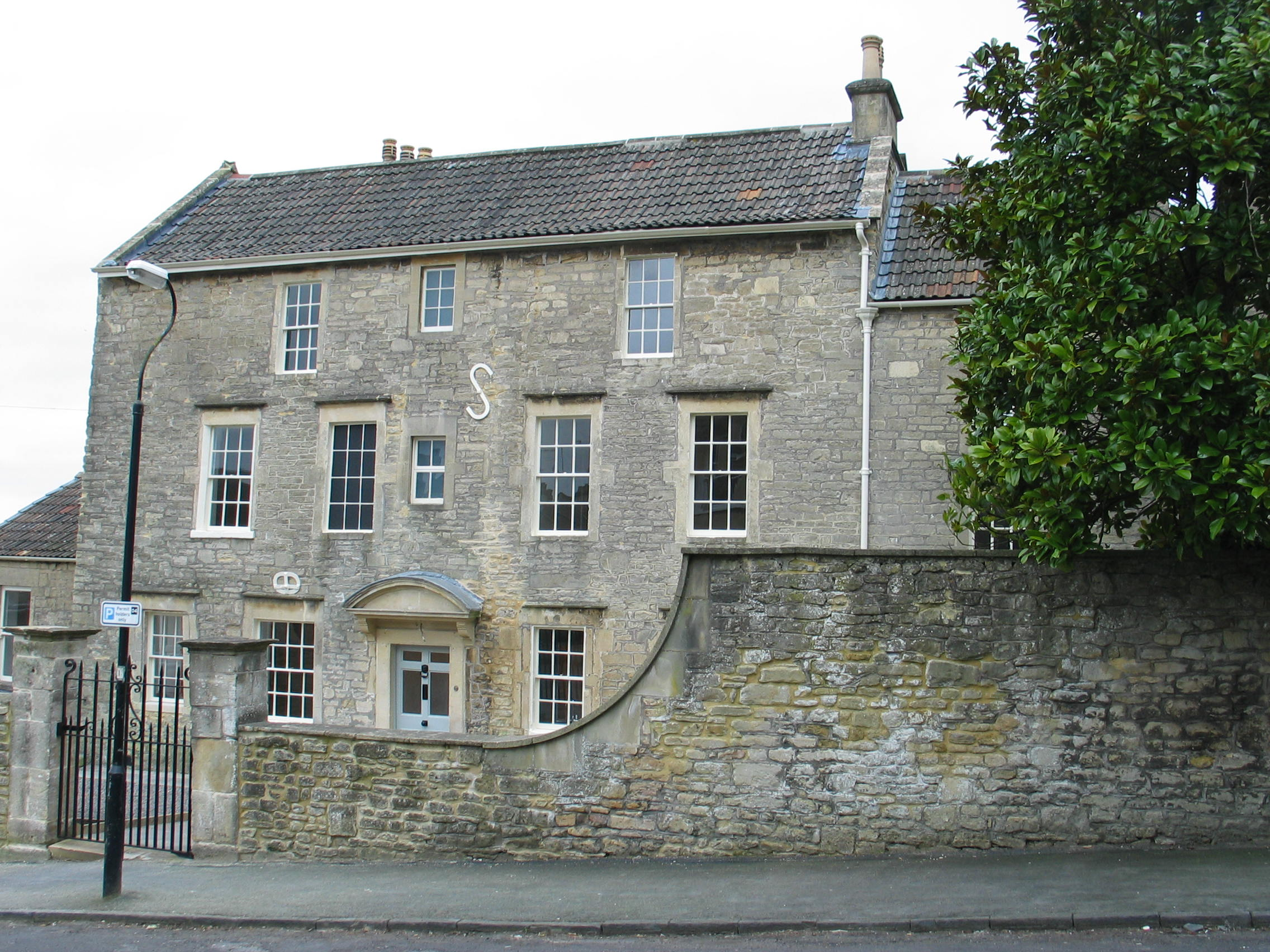 COMPLETE REFURBISHMENT + NEW BUILD ADDITIONS, MAGDALEN HOUSE, GRADE II LISTED, BATH, UK
